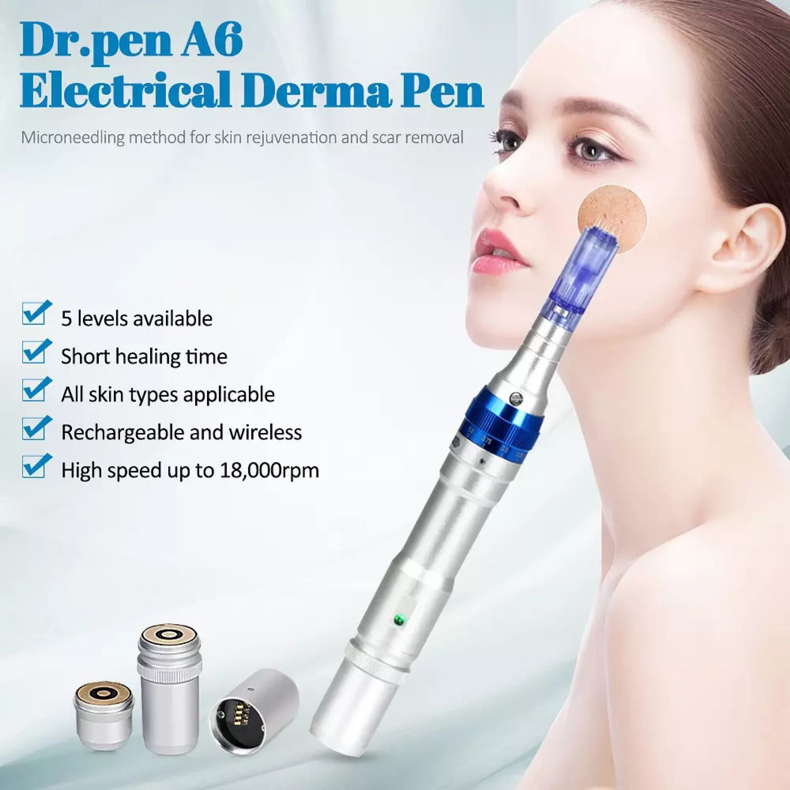 Dr Pen Ultima A6 Wireless Derma Pen