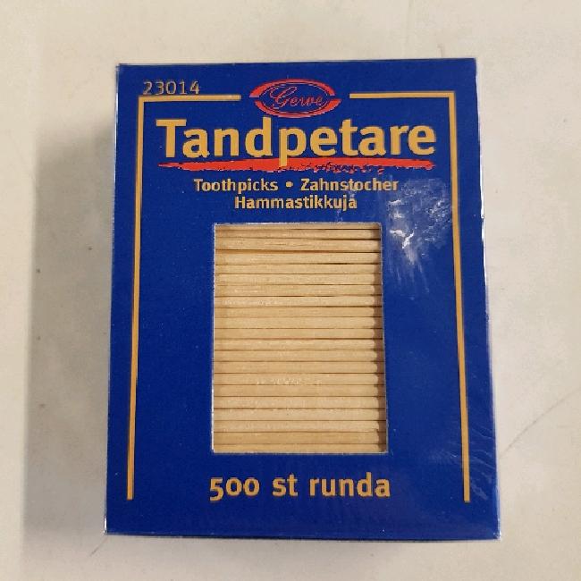 Tandpetare