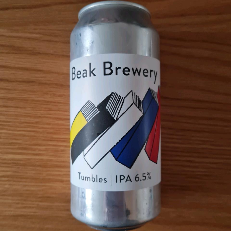 Beak Brewery Tumbles