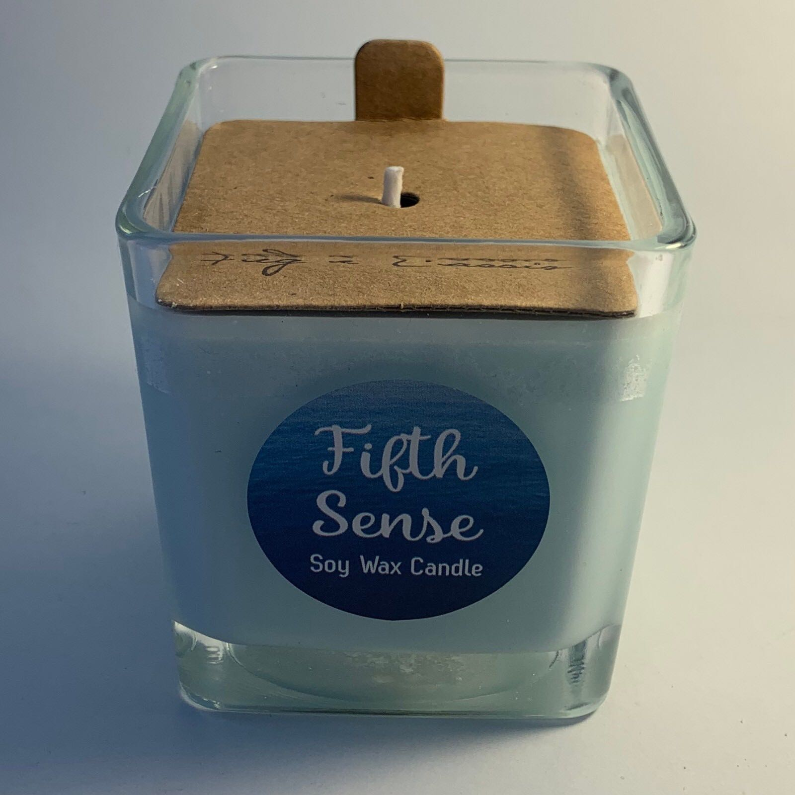 'Fig & Cassis' Fifth Sense Scented Candle (Was £8.00)