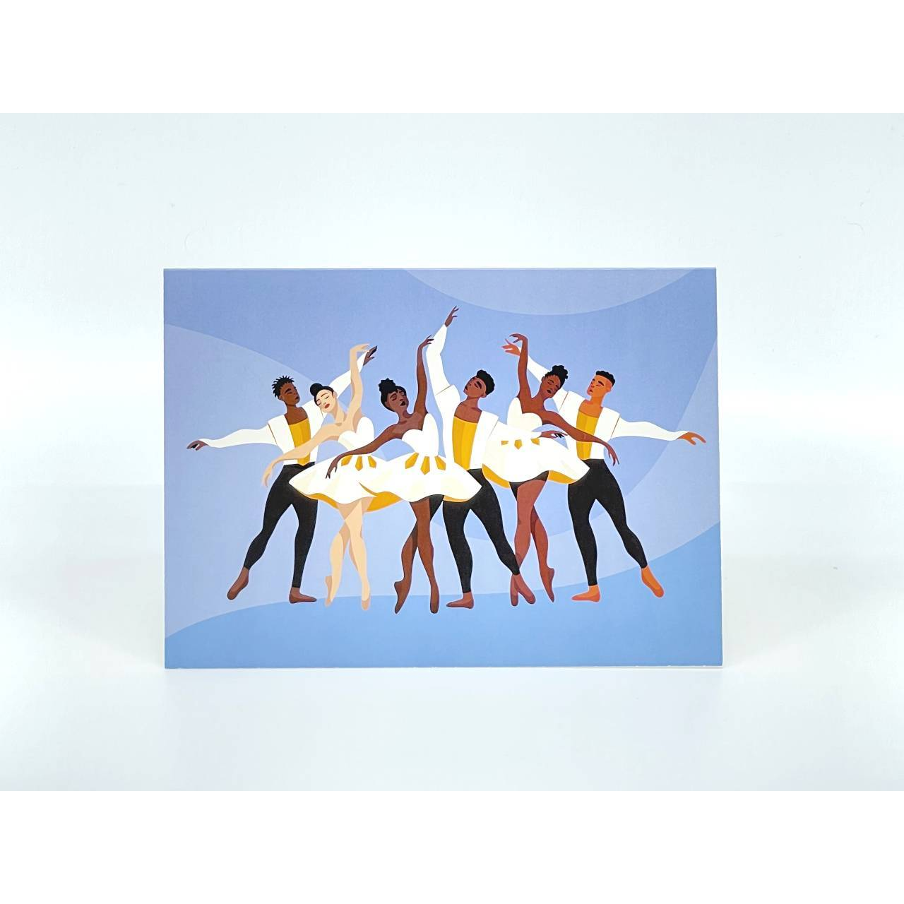 Ballet Black - Mixed Group card pack (12)