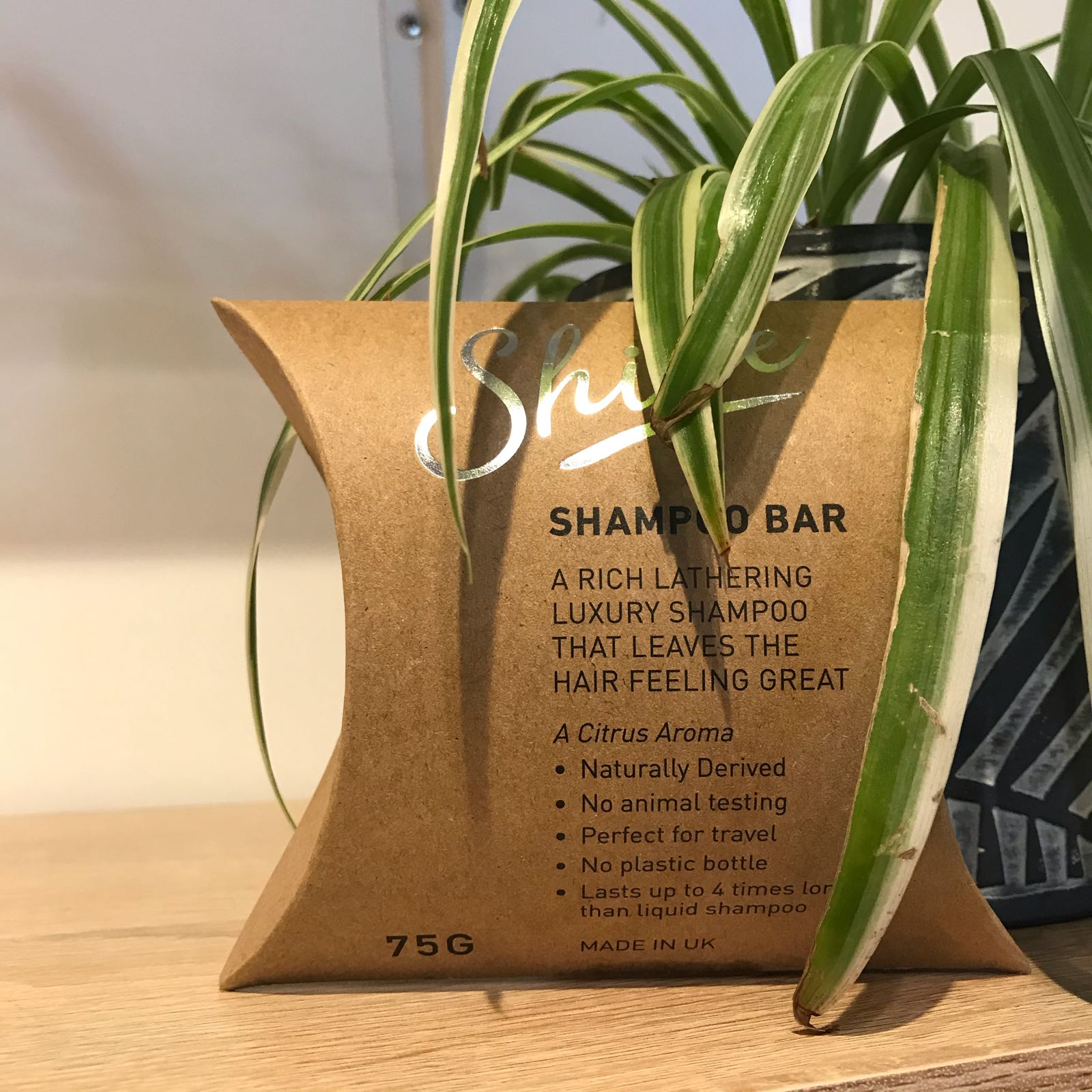 Shine Shampoo Bar Refill Pack