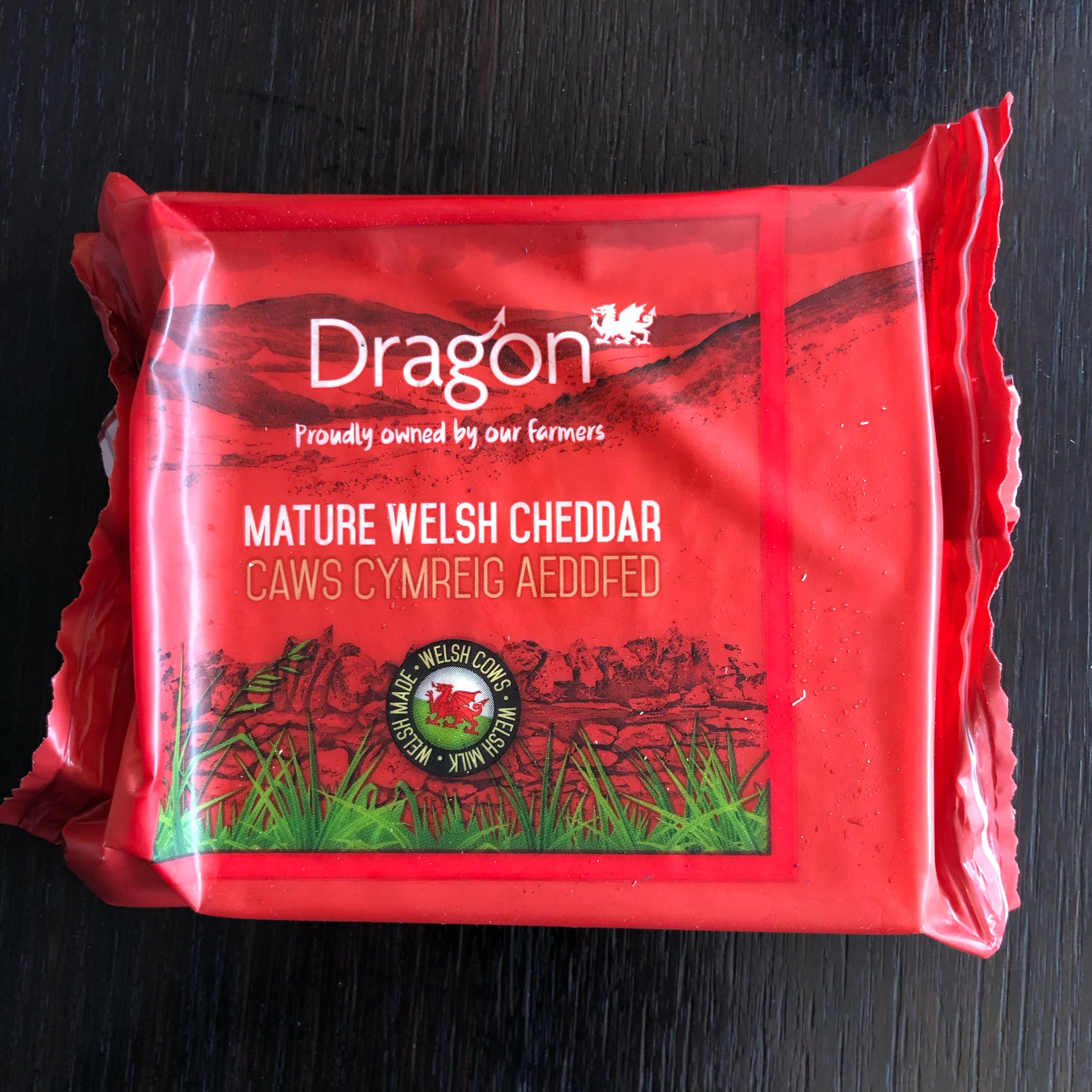 Dragon Mature Welsh Cheddar