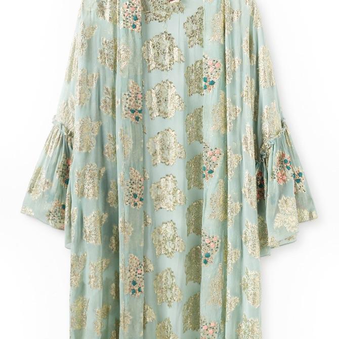 """Kimono """"Egle mint"""""""