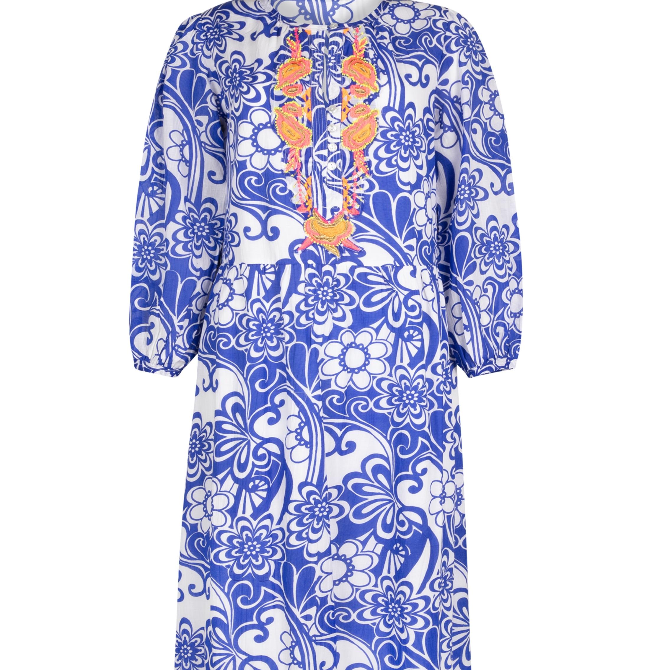 "Long dress ""Blue"""