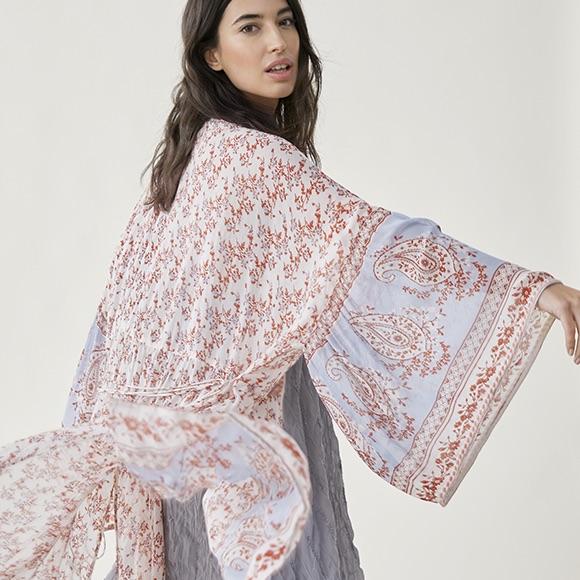 "Kimono ""Drepa Sky"""