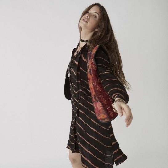 """Dress """"Sena noir"""""""