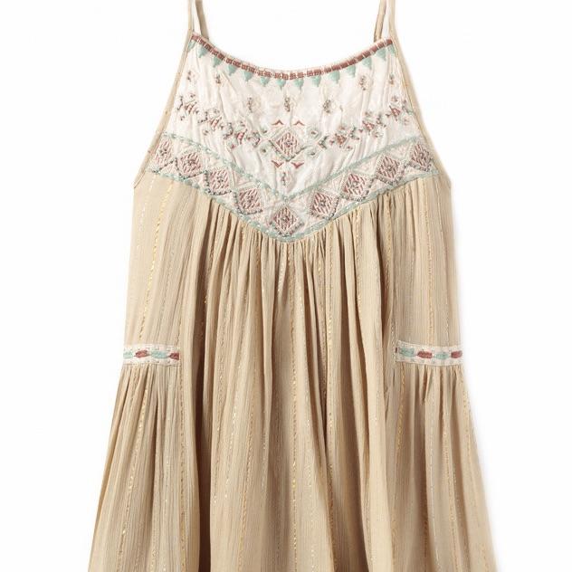 """Kleid """"Nuganda sand"""""""