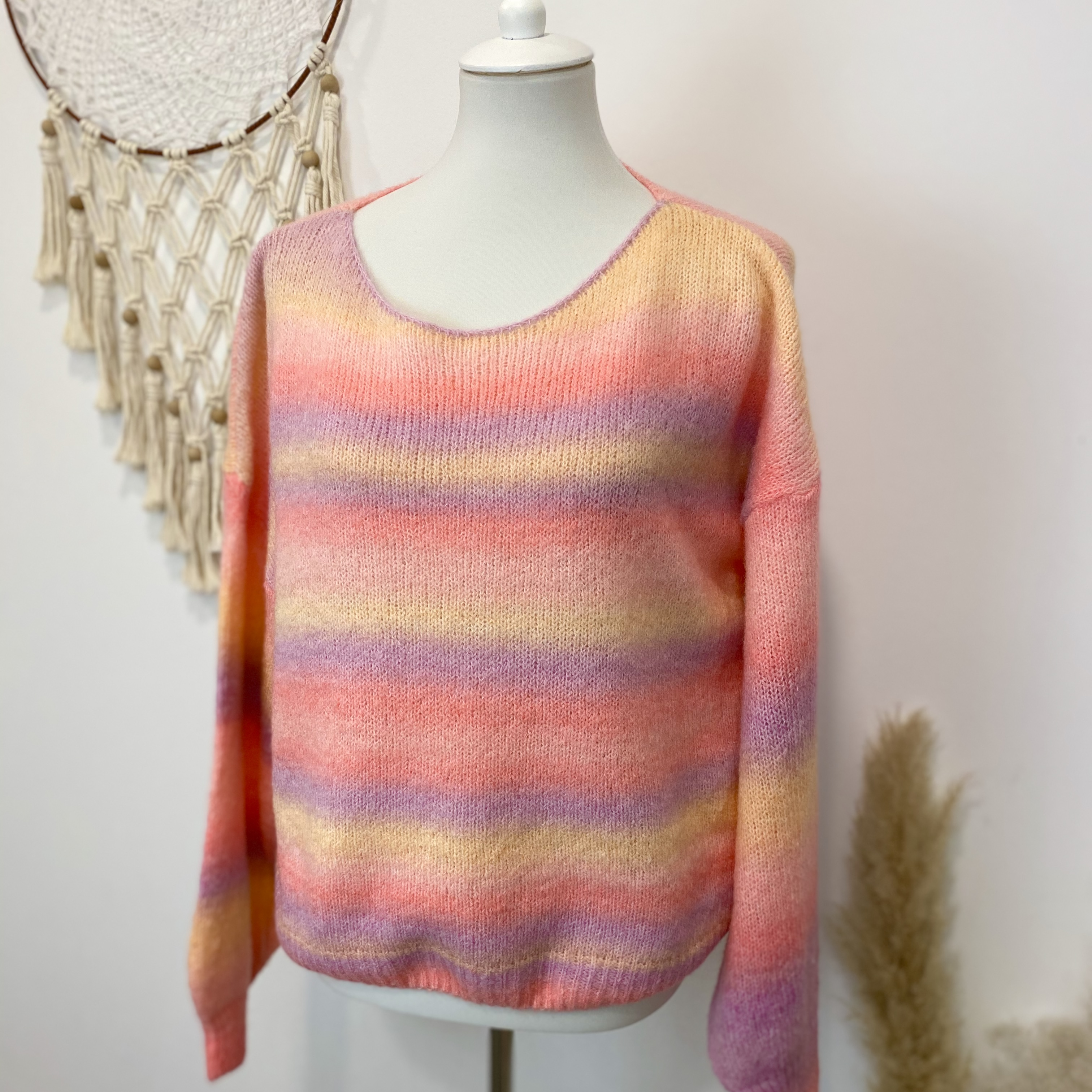 "Pullover ""Rainbow"" from Kilky"