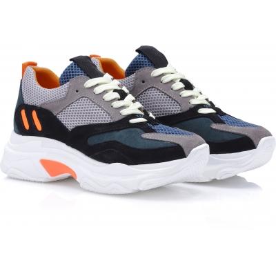 "Sneaker "" Pilou mix"" from Shoe biz Copenhagen"