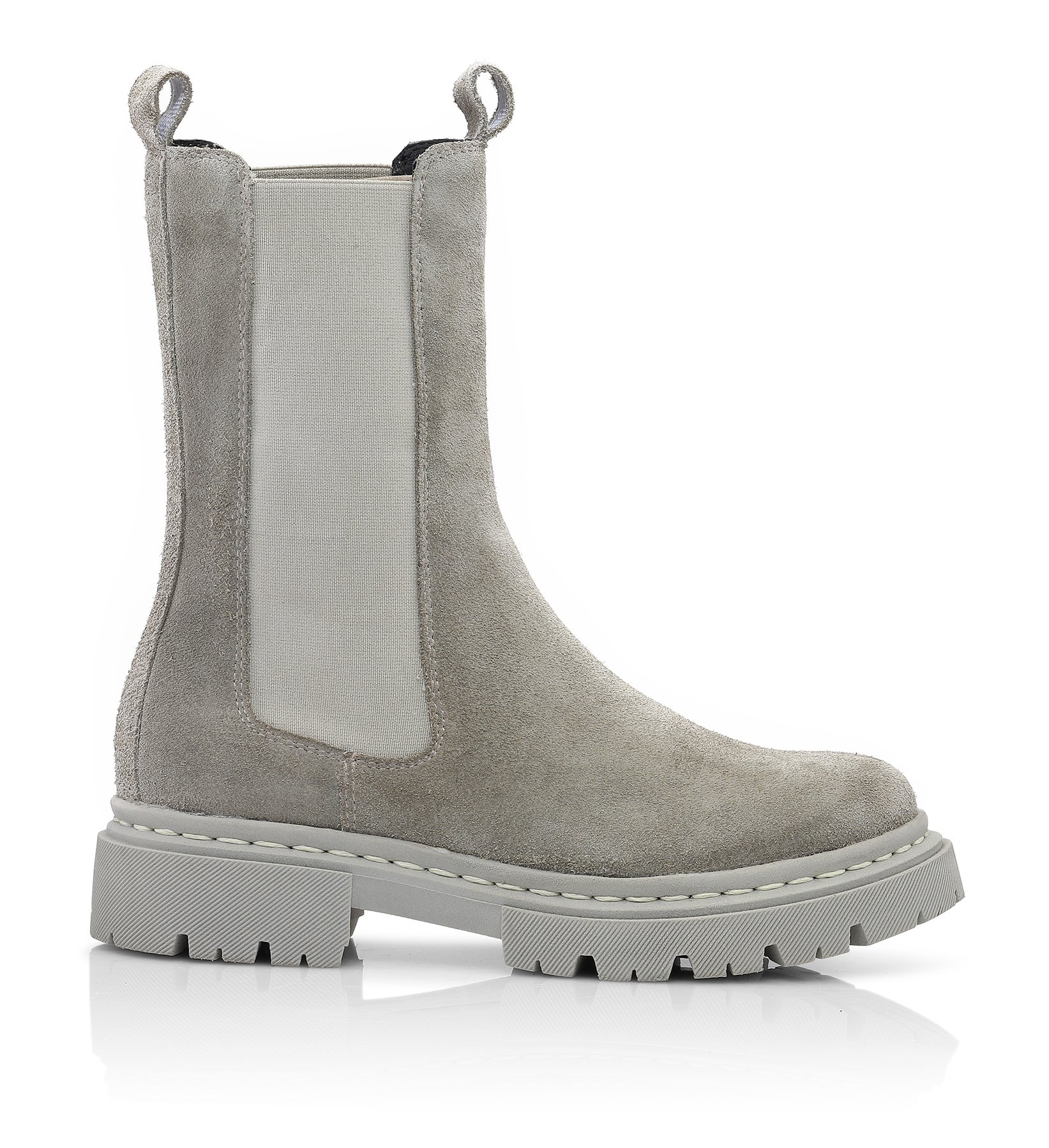 "Boots ""Dusty grey"" from Shoe biz Copenhagen"