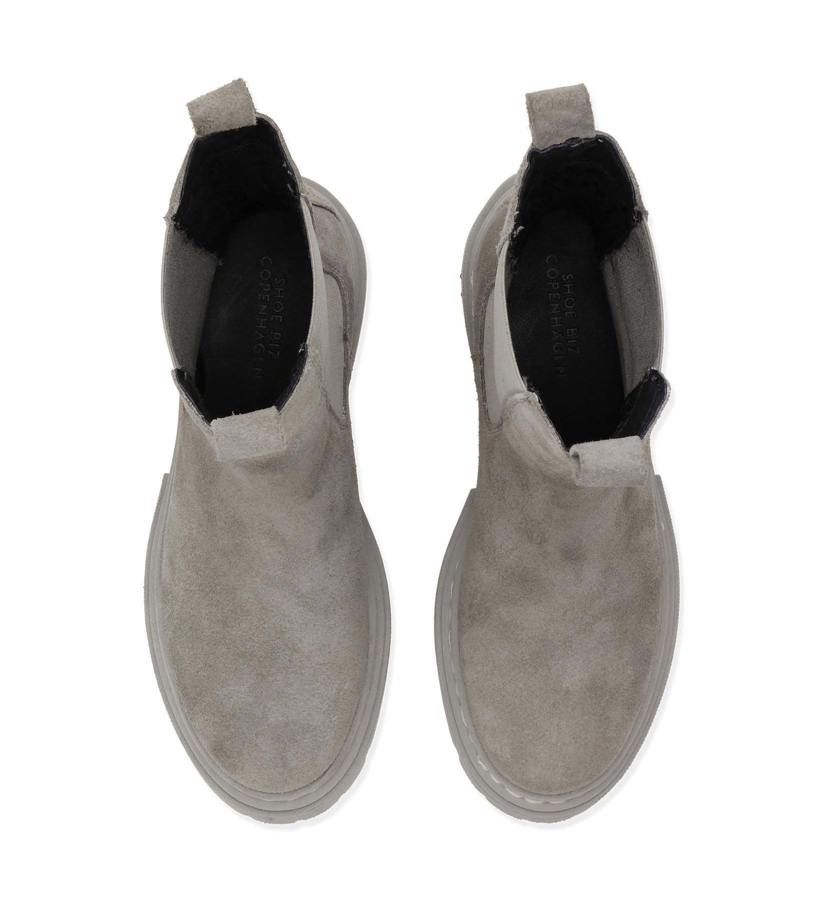 """Boots """"Dusty grey"""" from Shoe biz Copenhagen"""