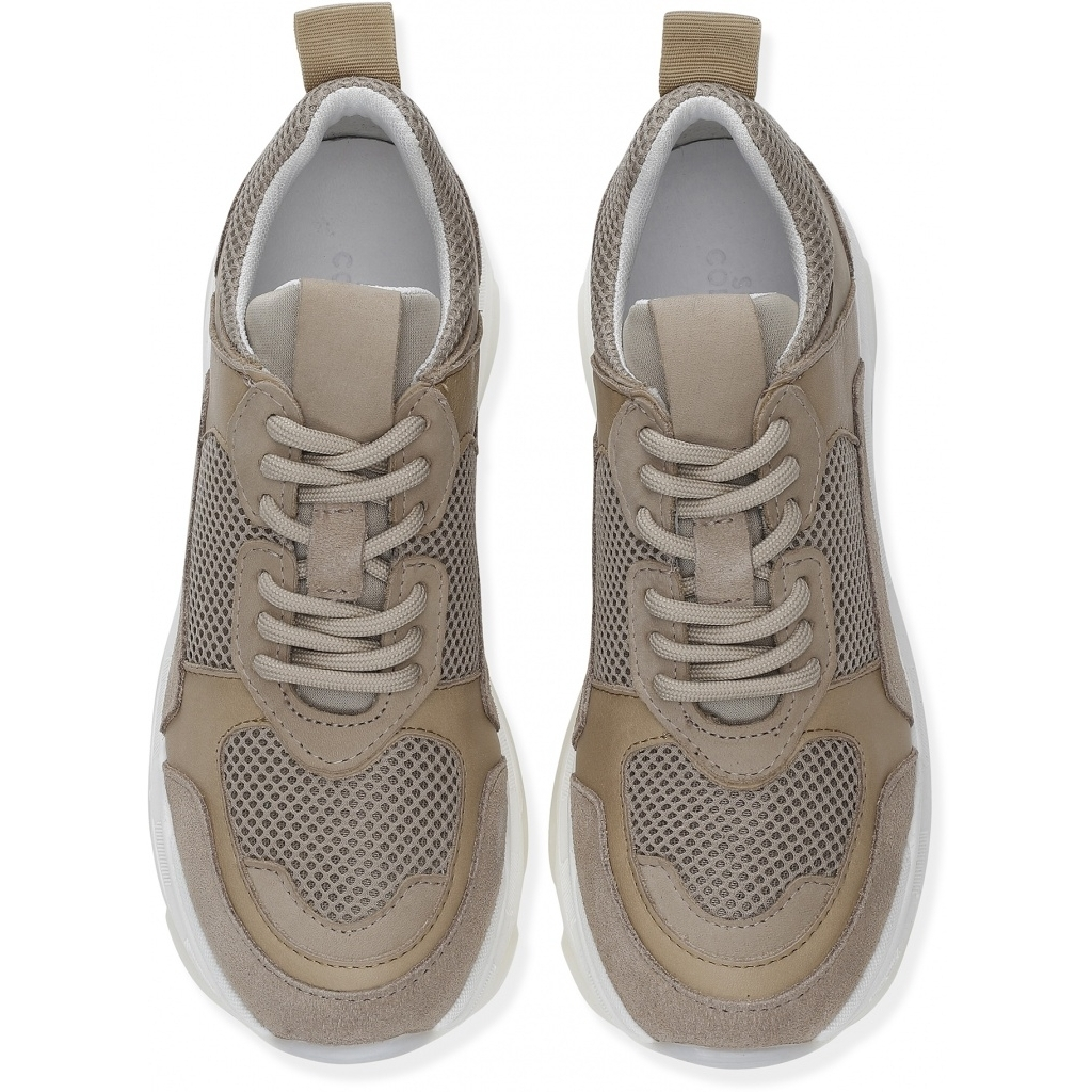 "Sneaker ""Rad Sand Mix"" from Shoe biz Copenhagen"