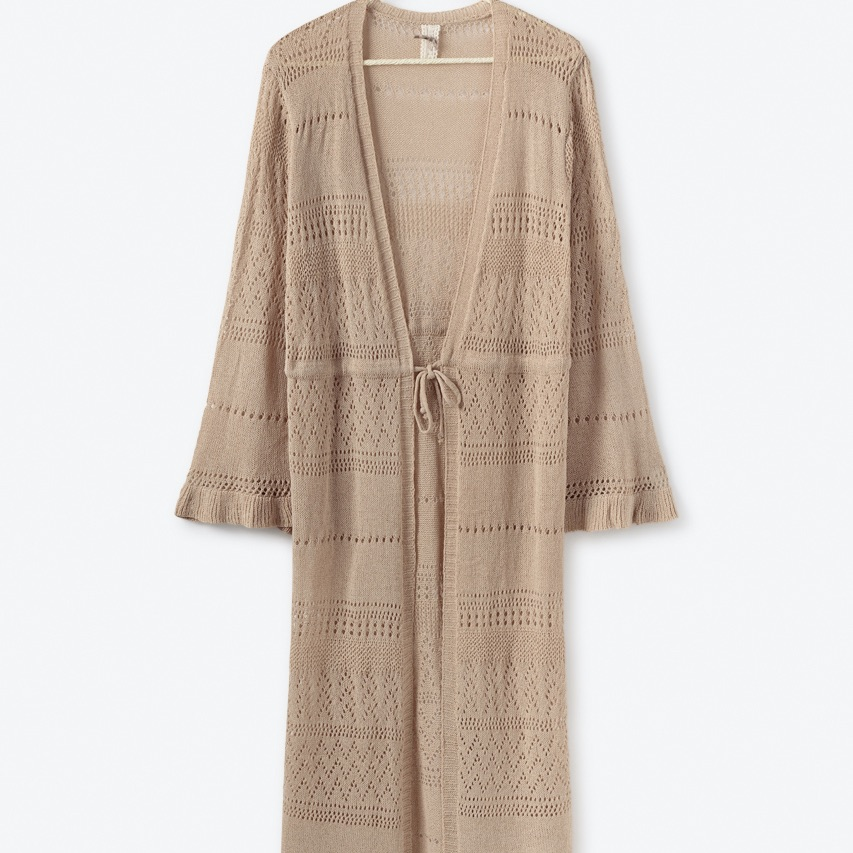 """Kimono """"Kenia sand"""""""