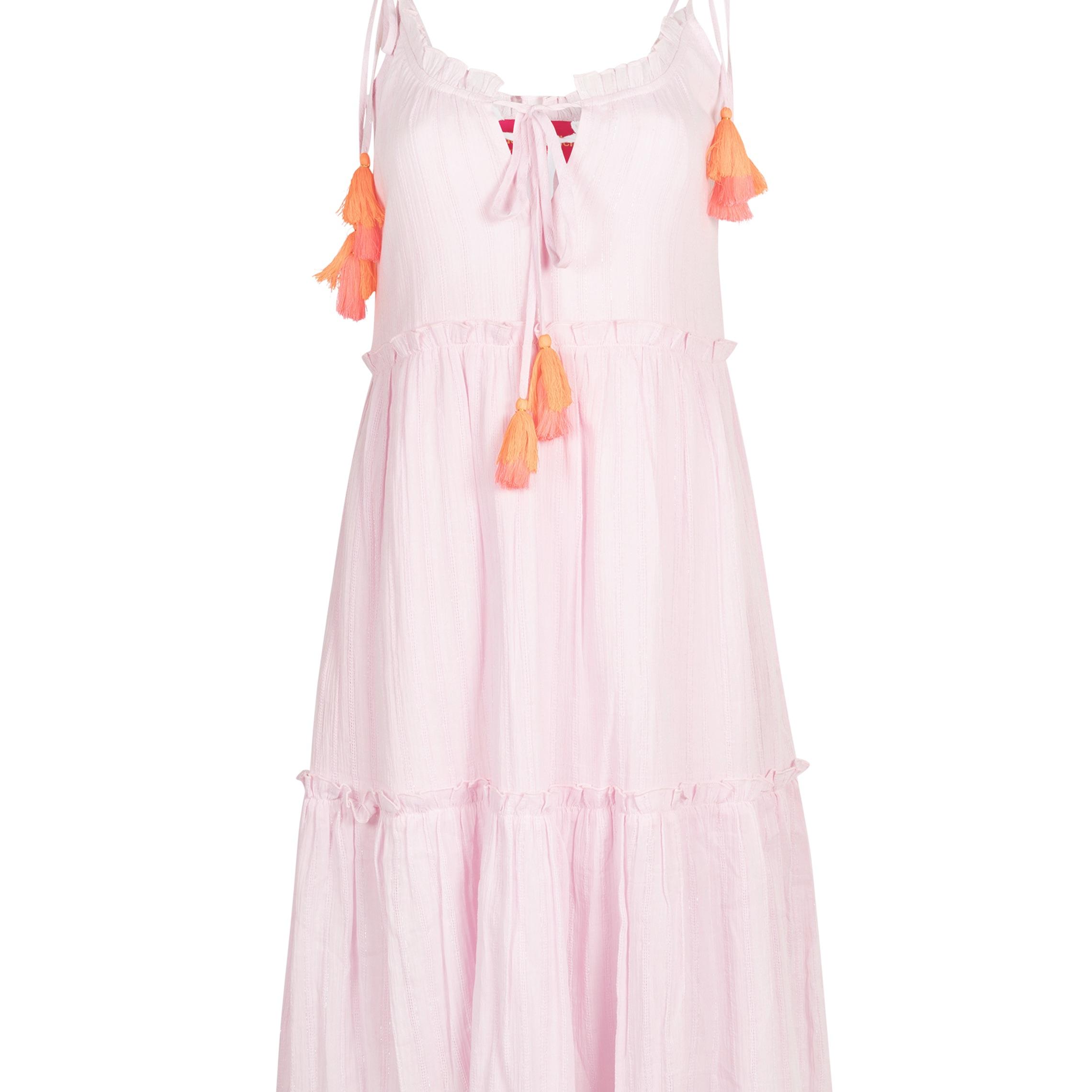 "Dress ""sleeveless rose"""