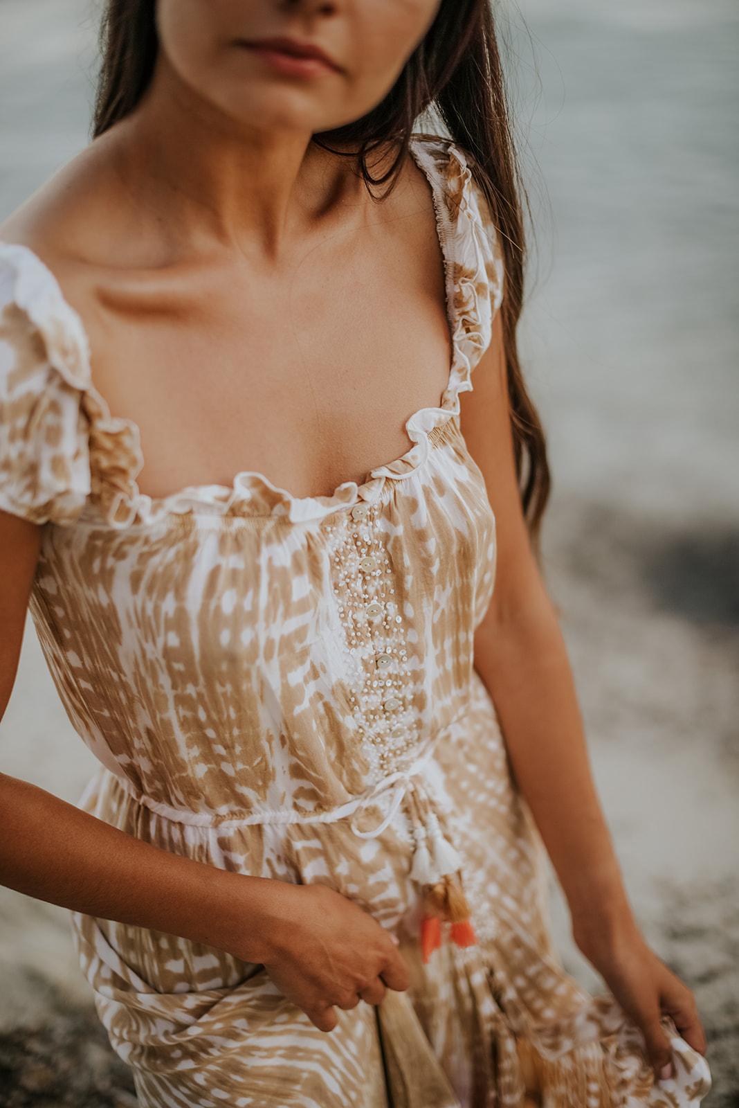"Long dress ""Ashe"""