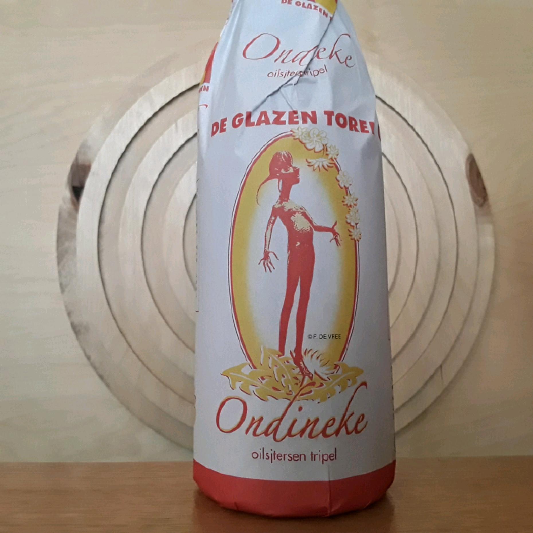 Brouwerij De Glazen Toren | Ondineke Oilsjtersen Tripel