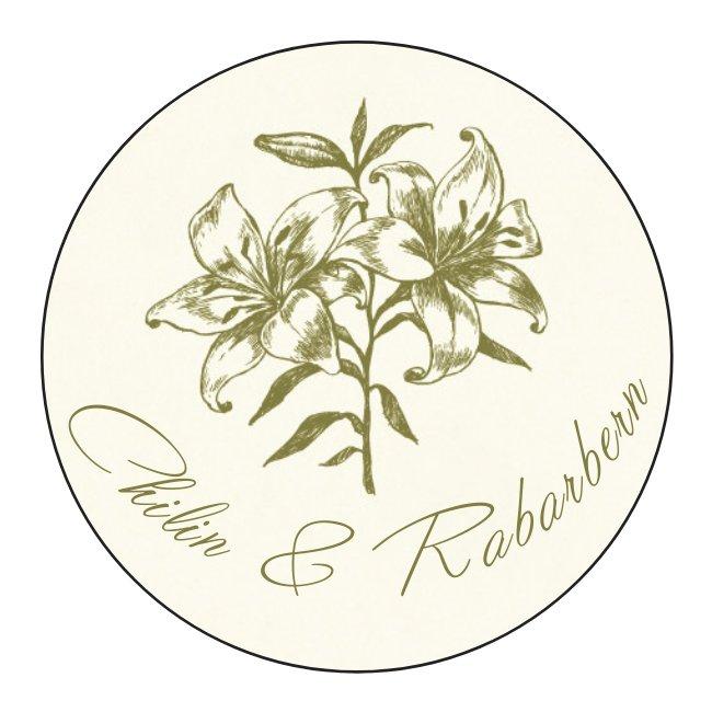Chilin & Rabarbern