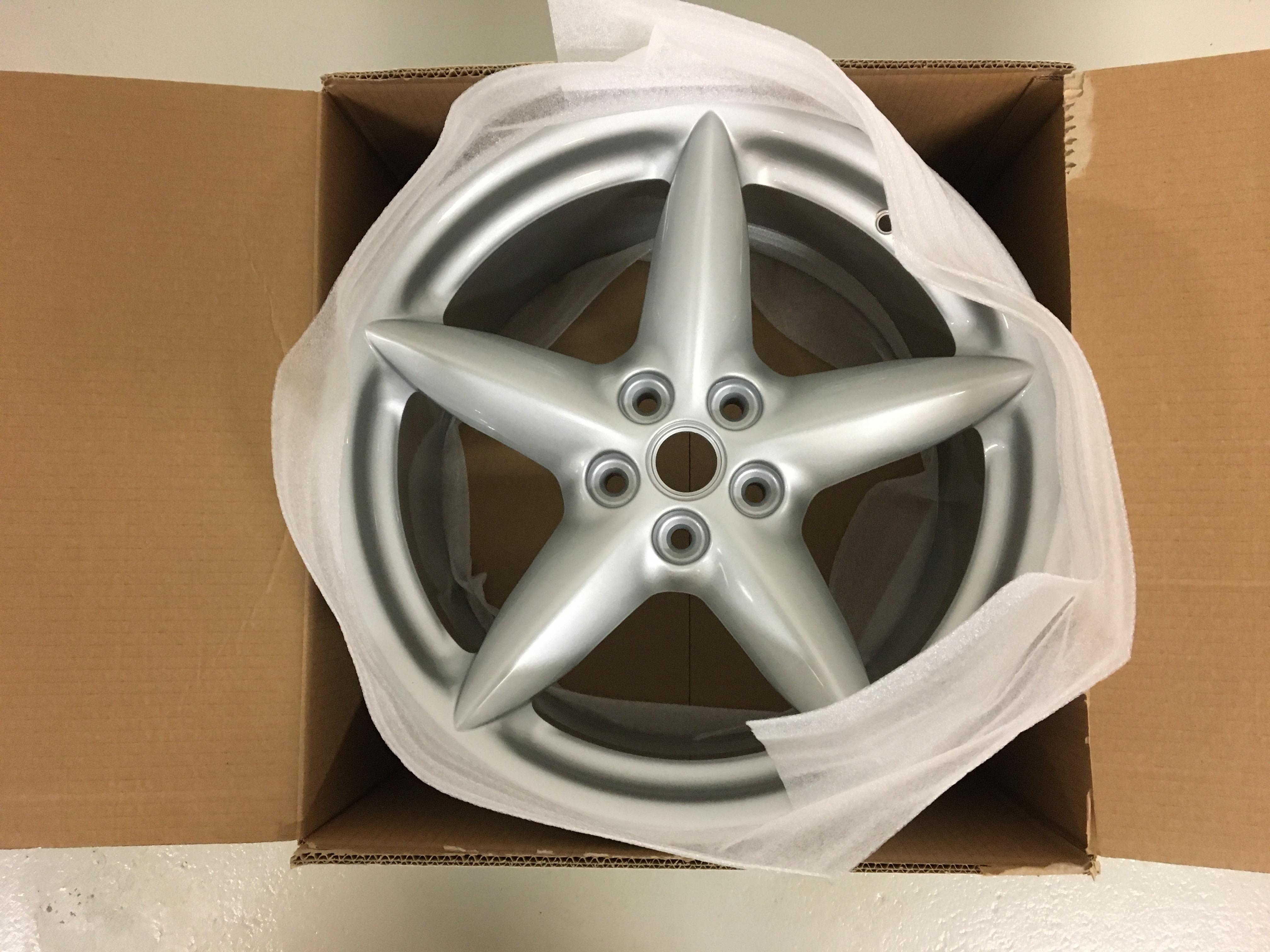Rear Wheel Rim 360 Modena