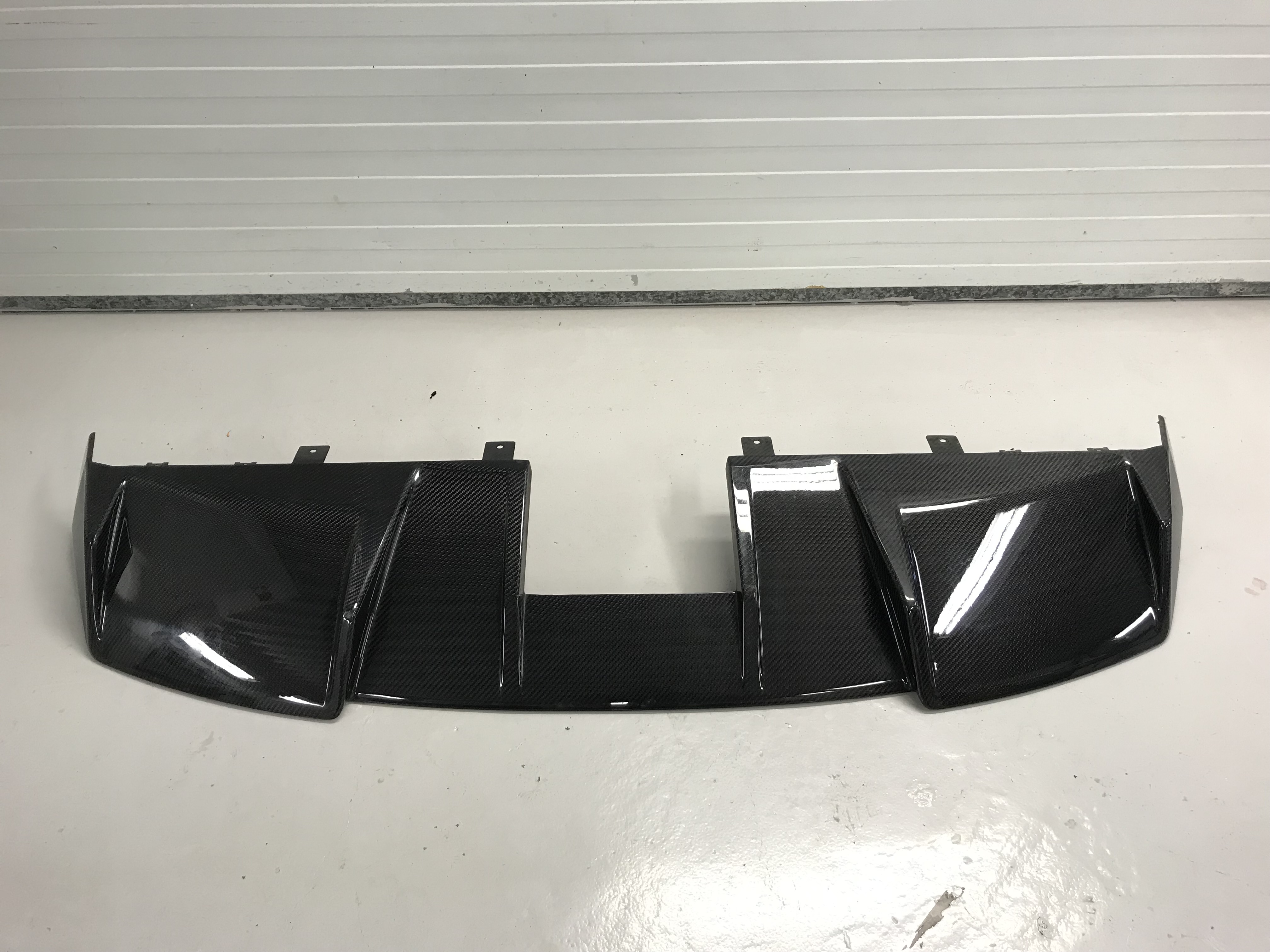 Lamborghini Gallardo Gallardo Superleggera Carbon Fiber Diffusor