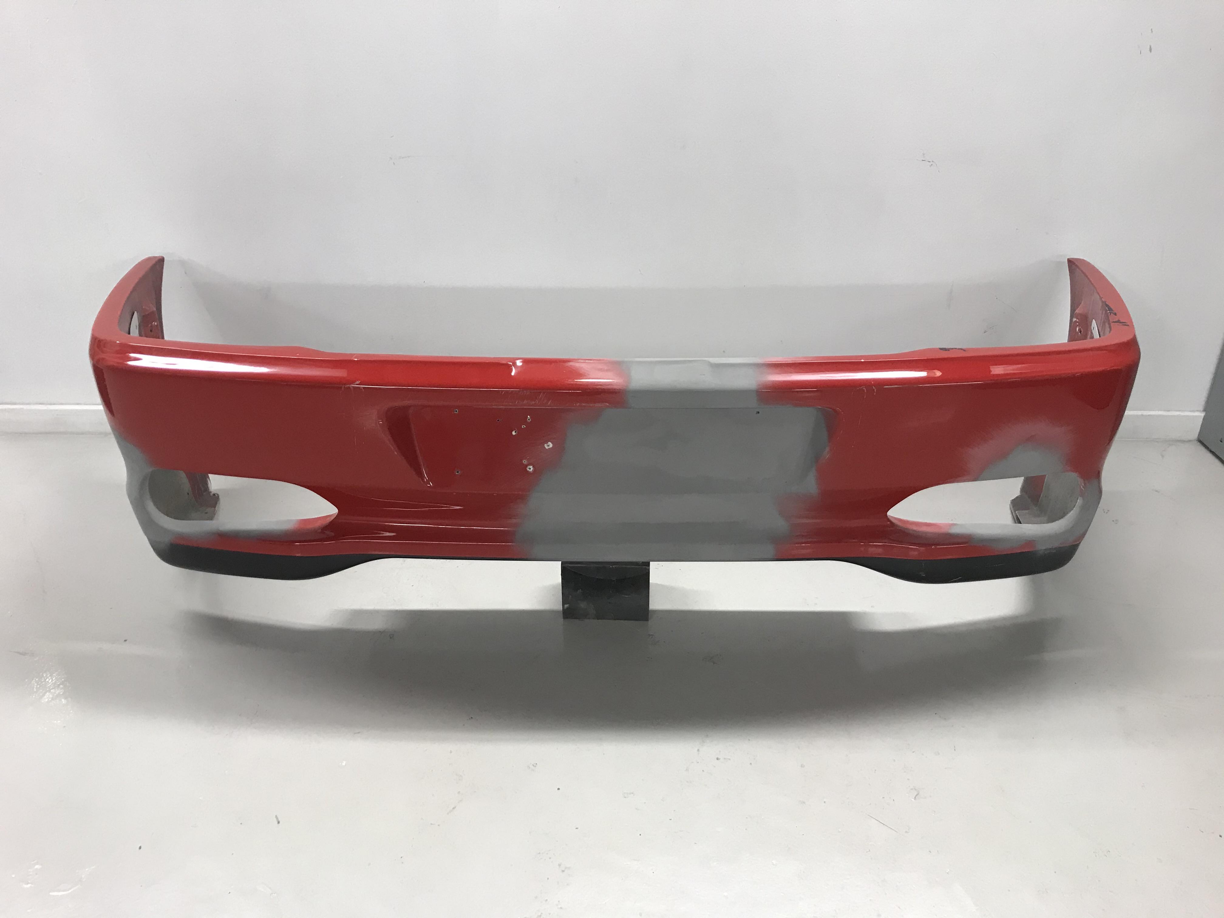 Ferrari 550 Maranello rear bumper