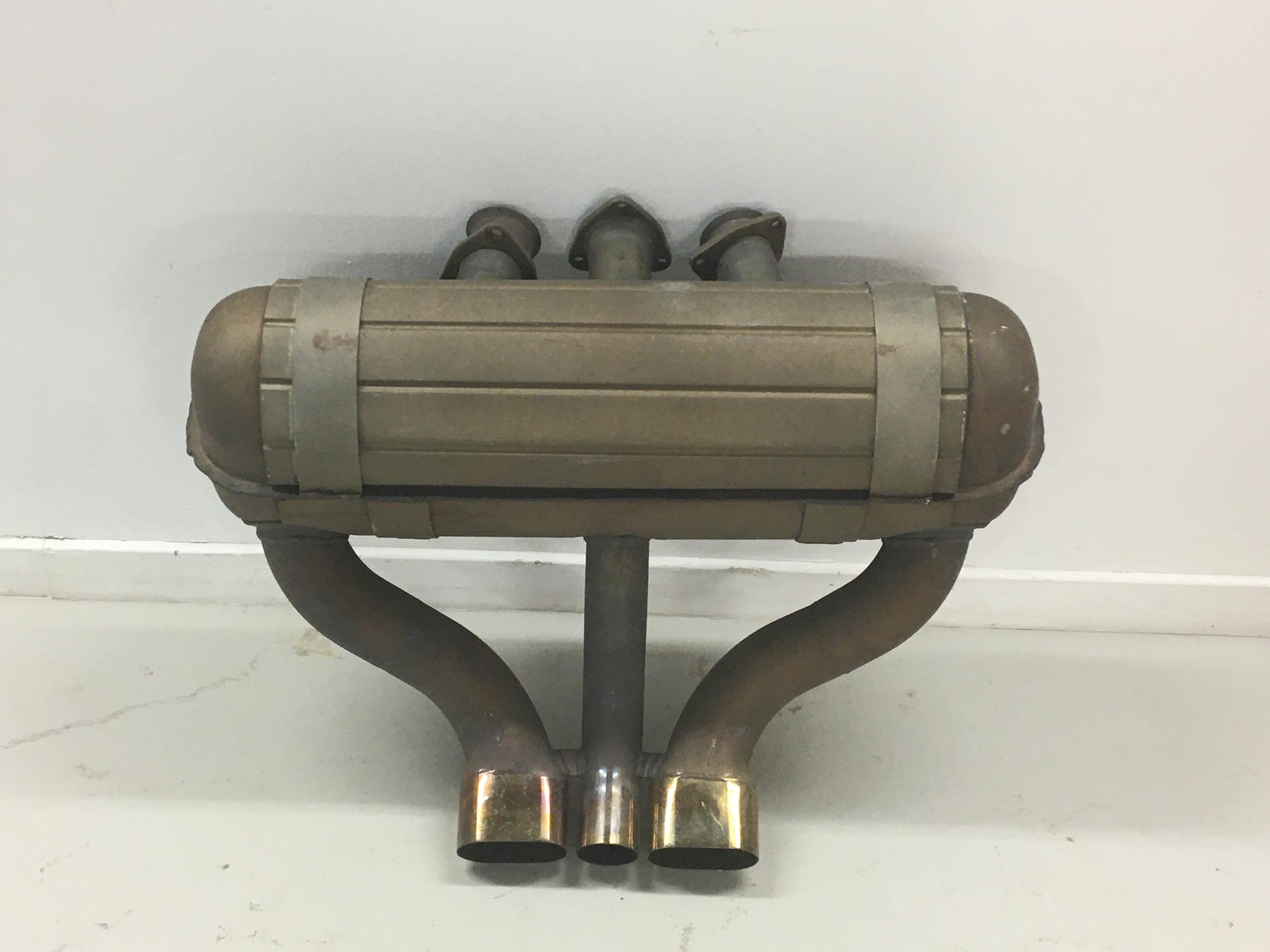 F40 Exhaust Muffler