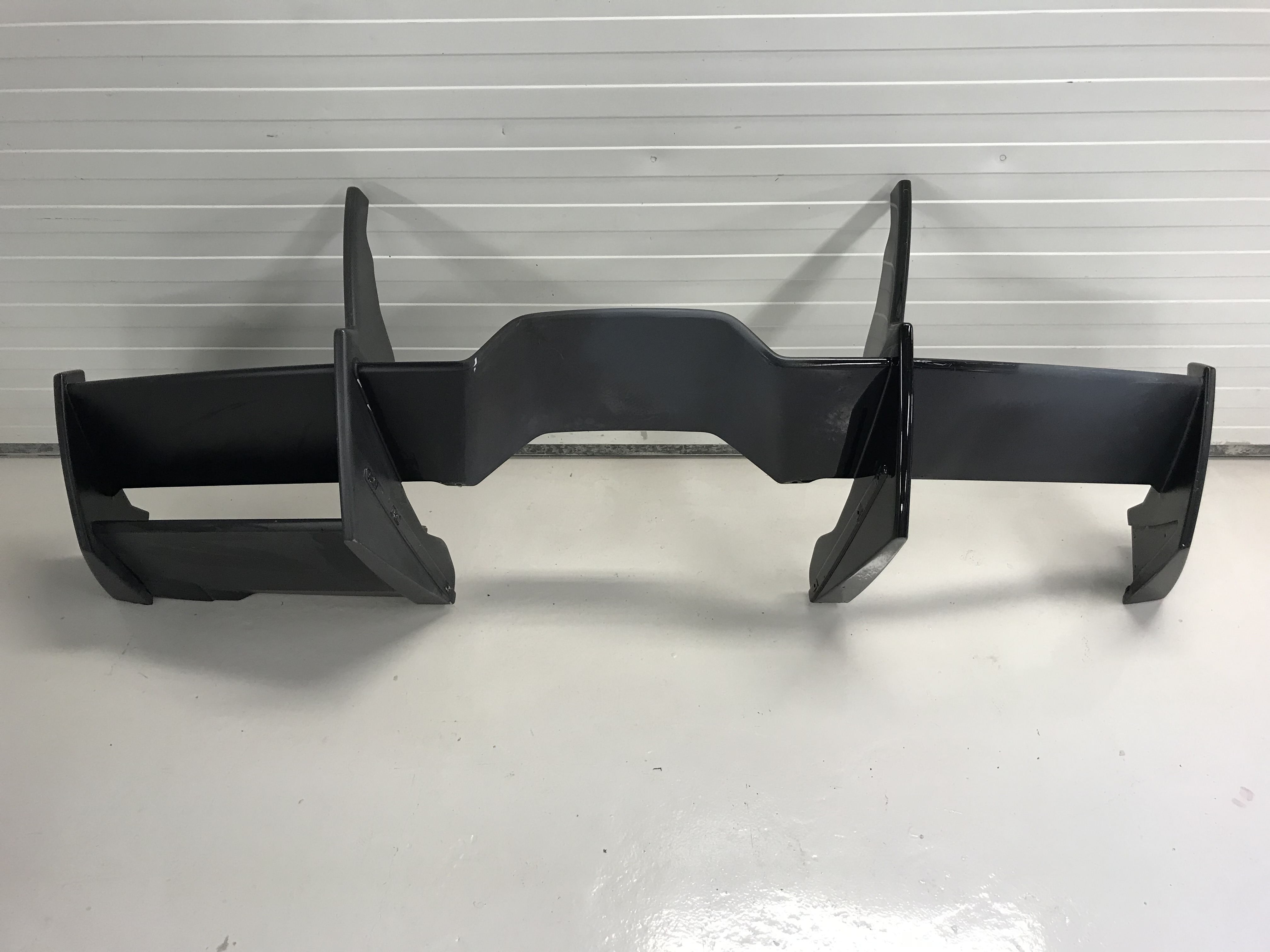 LP670-4 Super Veloce, Rear Bumper