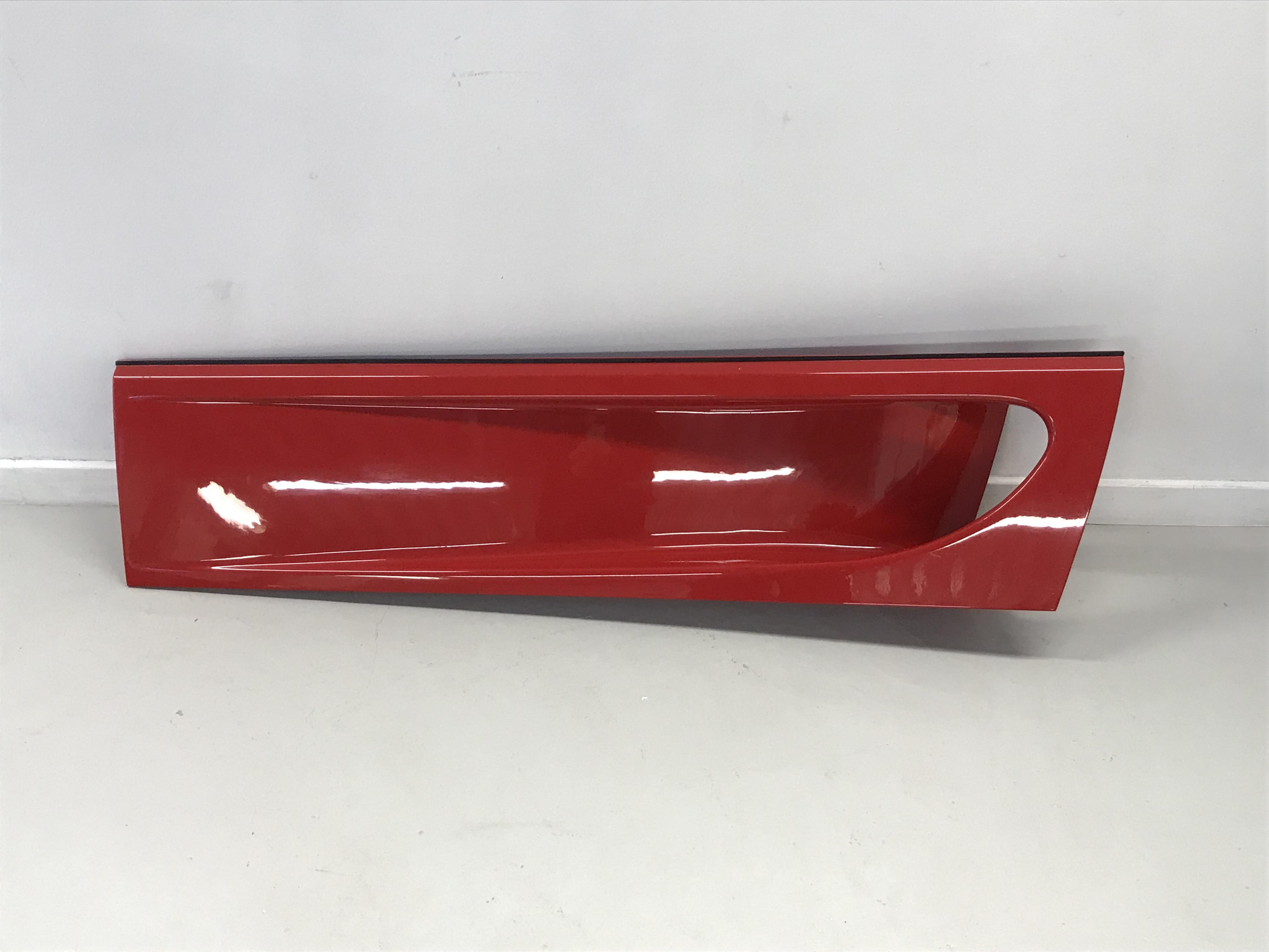 Ferrari 355 L.Hdoor air intake grille