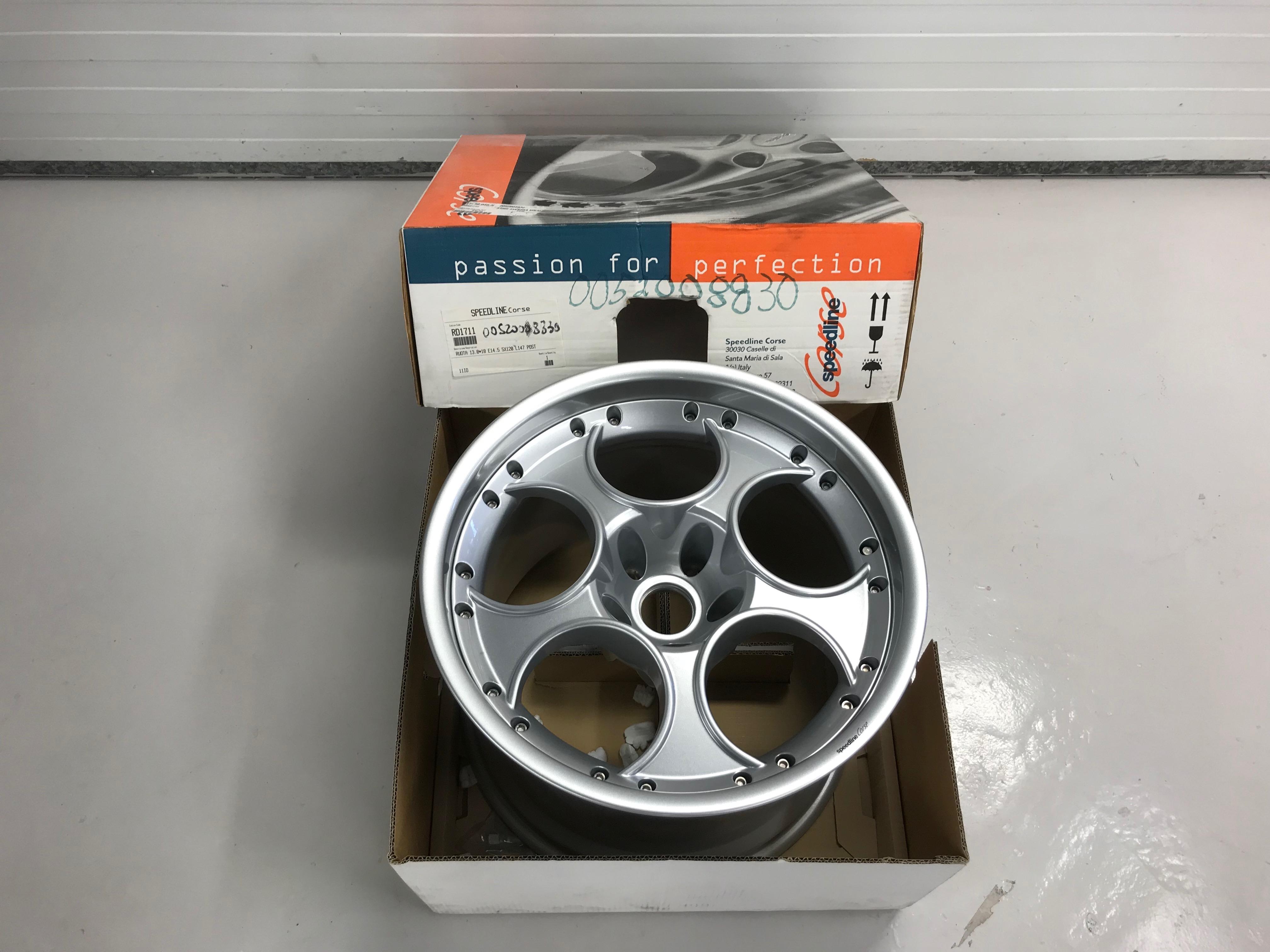 Rear Wheel Murcielago New