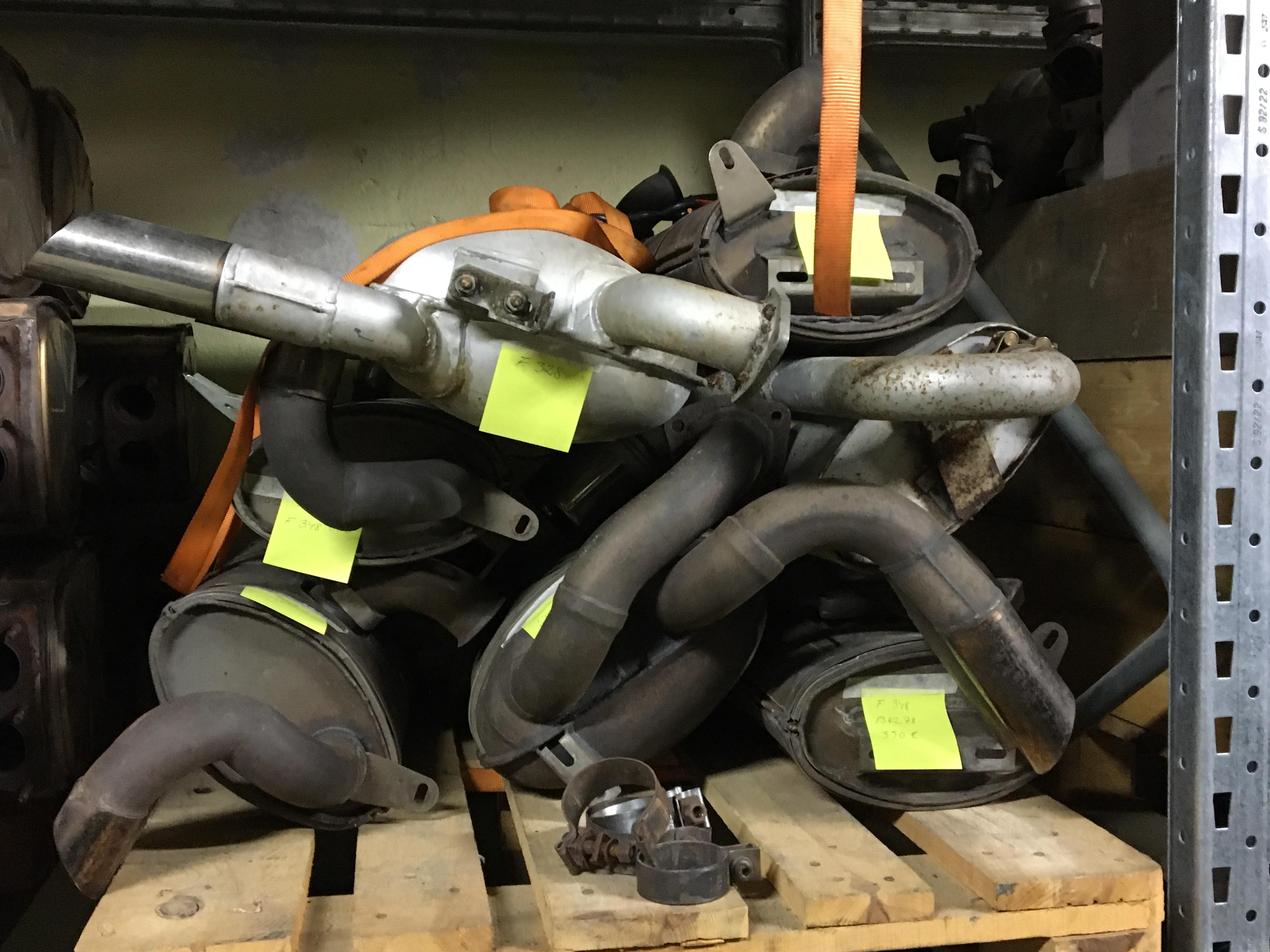 Exhaust Muffler 328