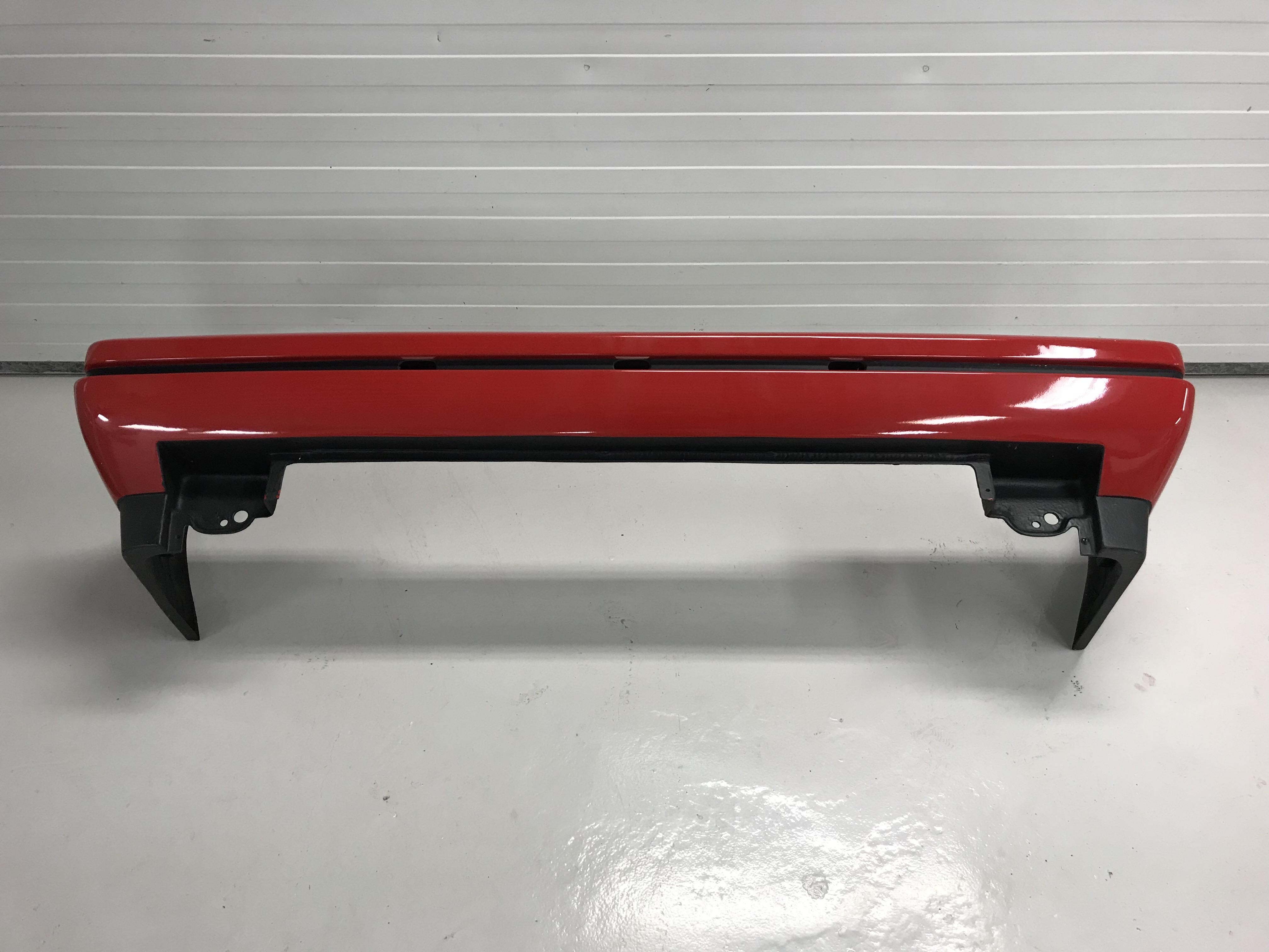 Ferrari 328 rear bumper