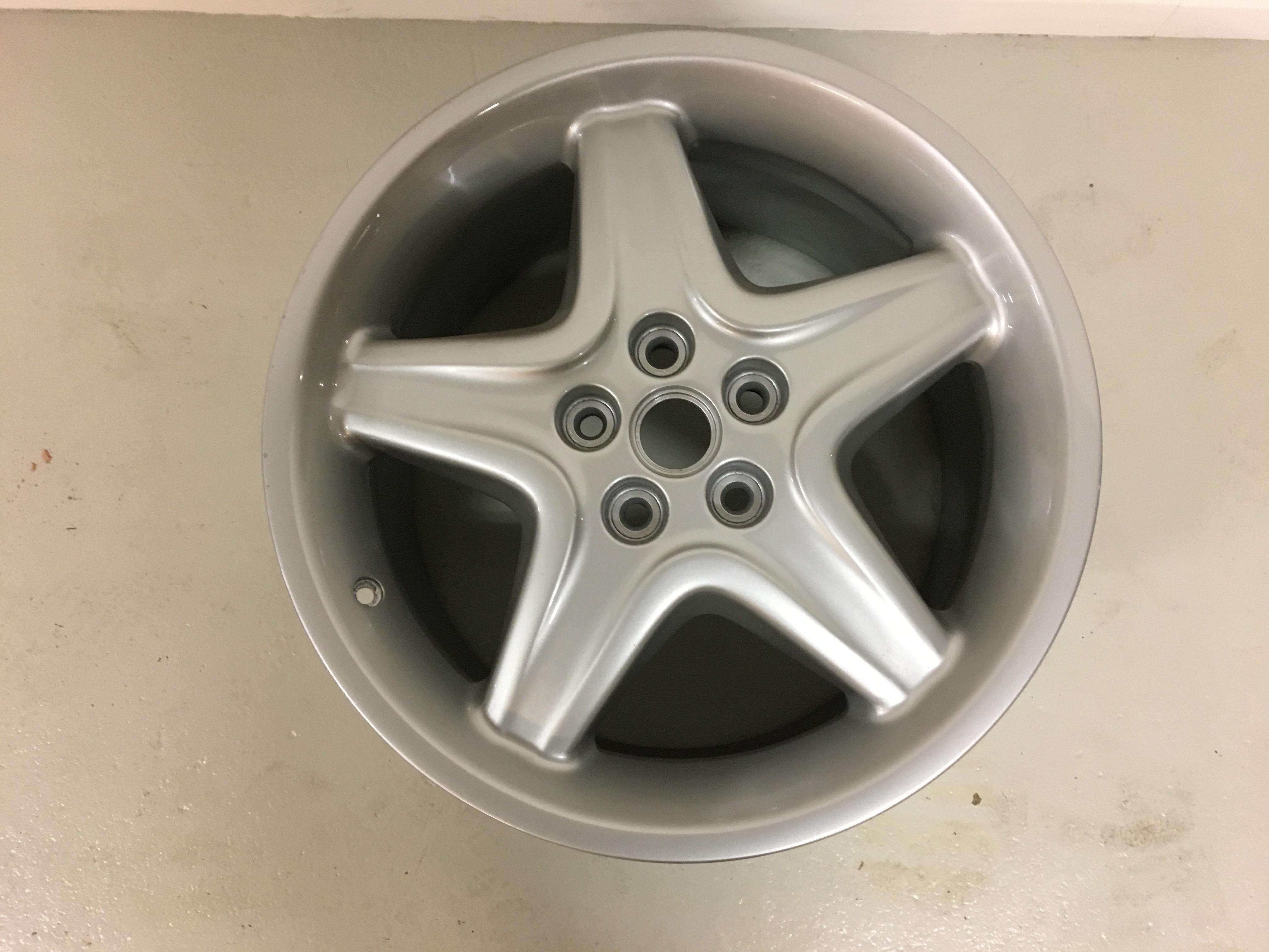 Ferrari 512 TR Rear Wheel Rim