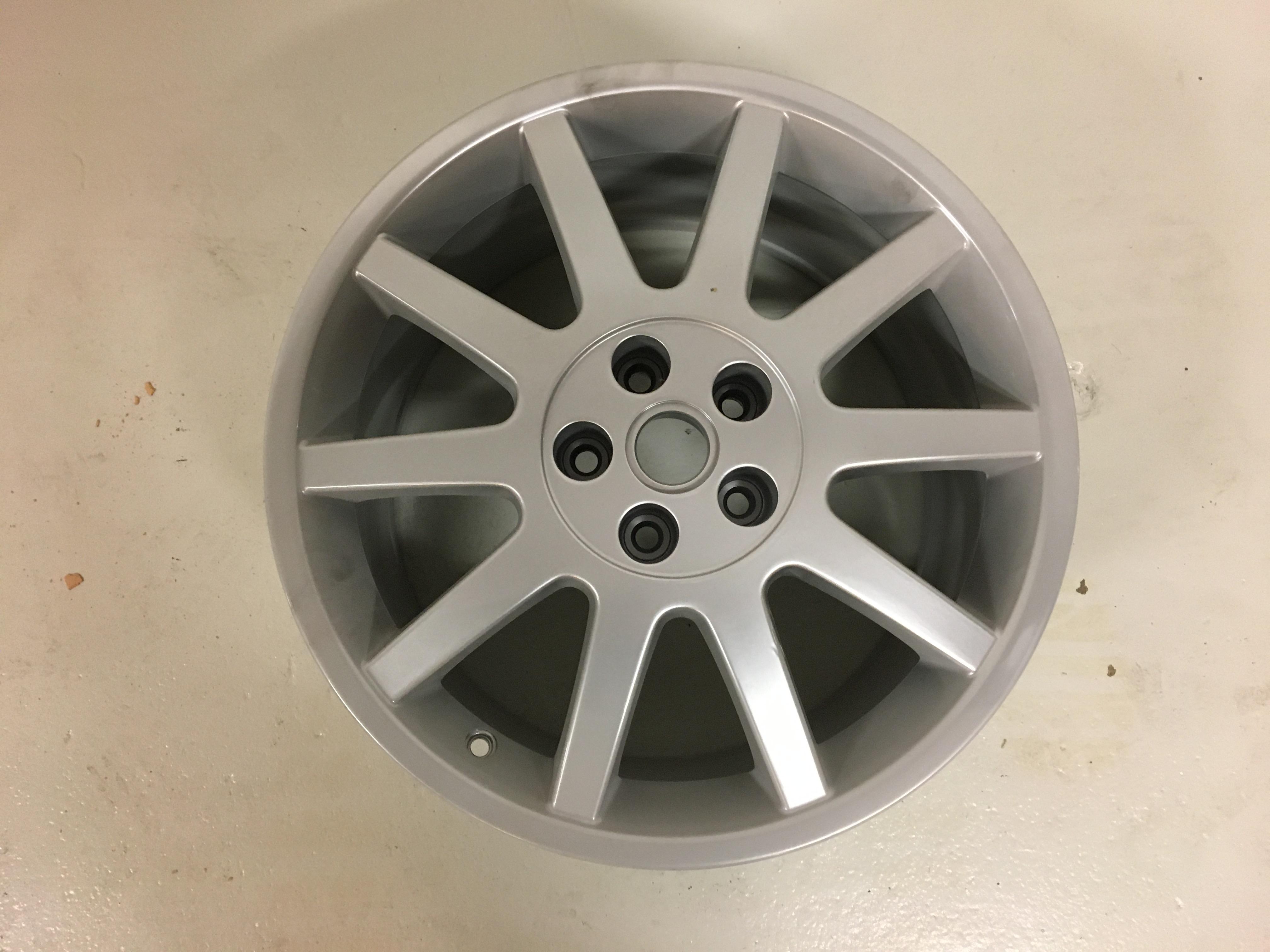 Rear Wheel Rim Maserati 3200 GT