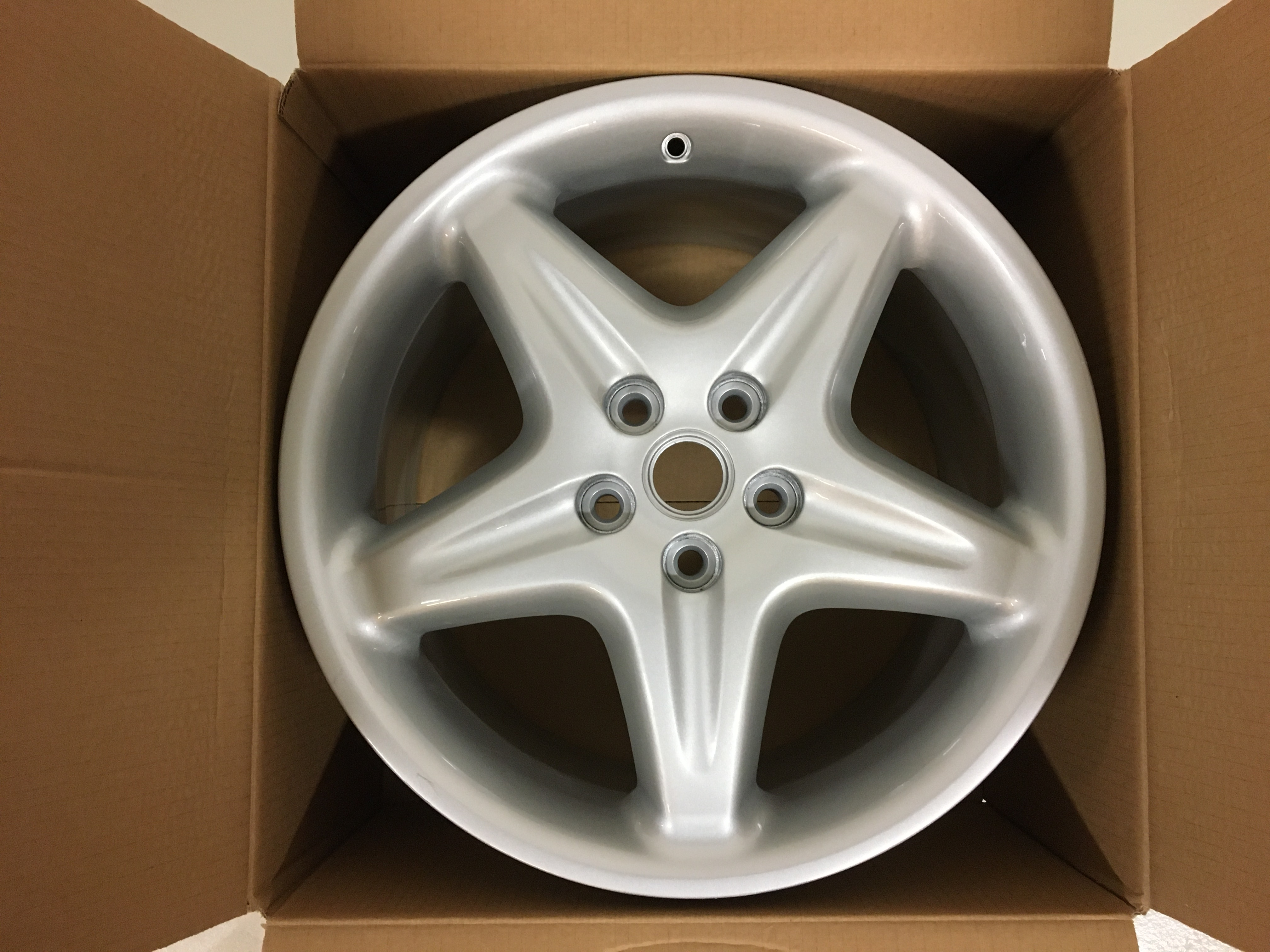 Rear Wheel Rim F355