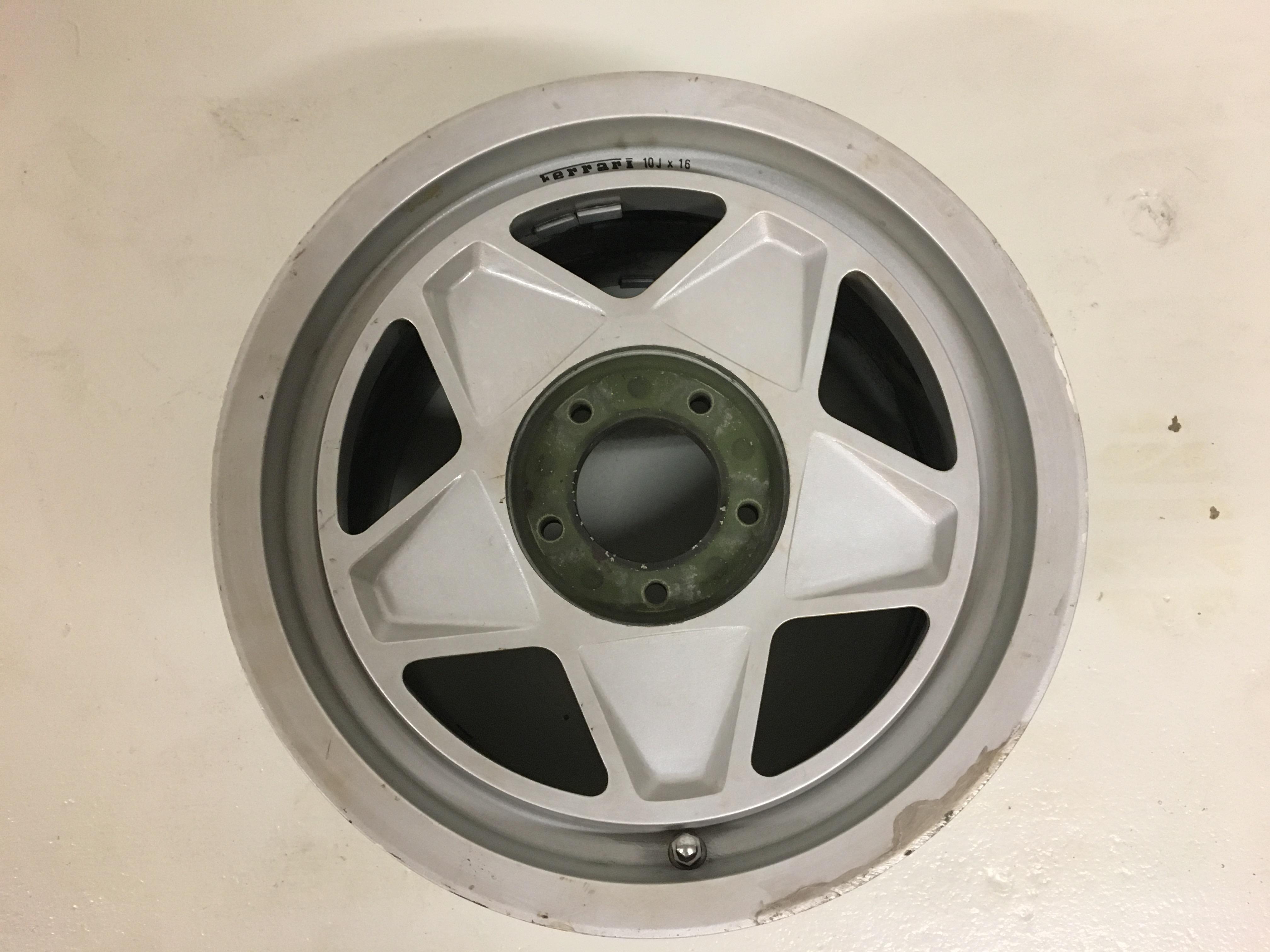 Rear Wheel Testarossa