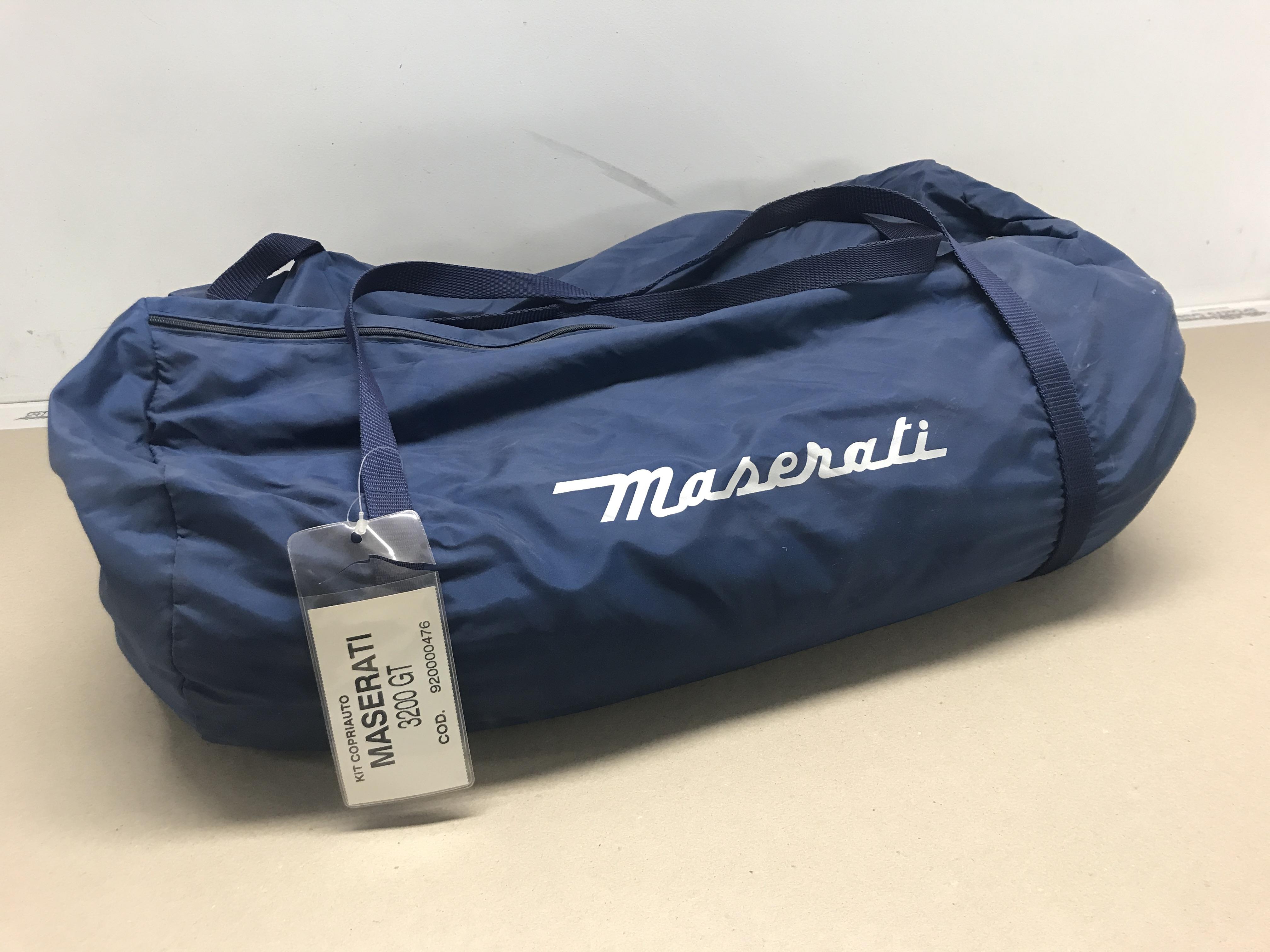 Car Cover Maserati 3200