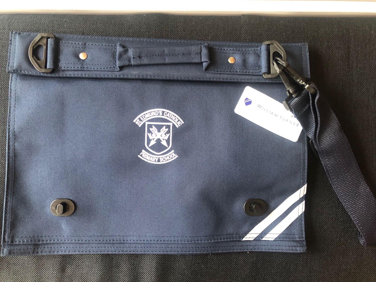 St Ed's Yr 1+ Bookbag