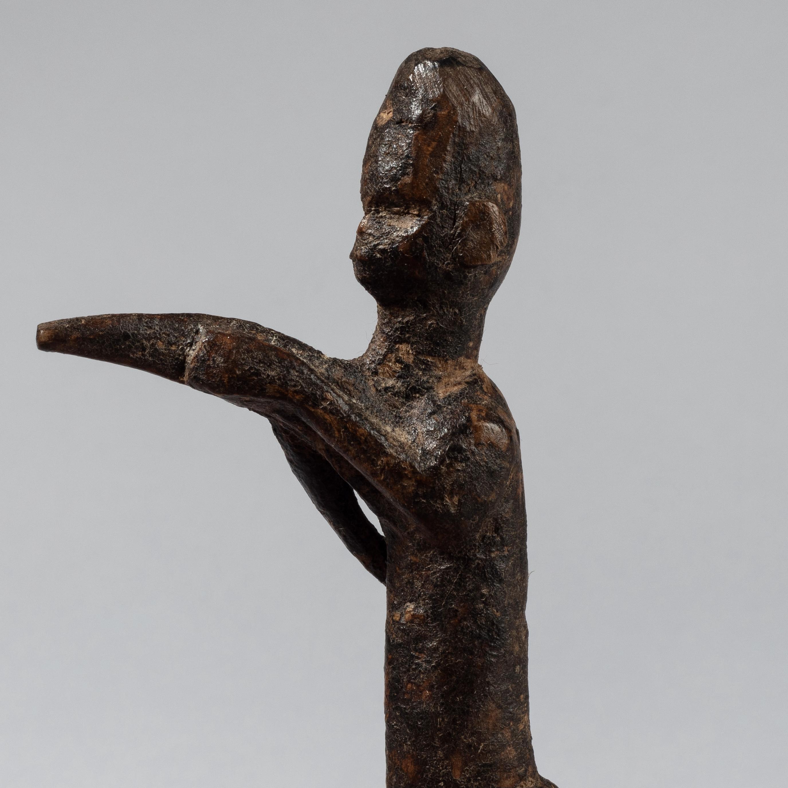 A DYNAMIC LOBI HUNTERS CHARM, BURKINA FASO  ( No 4281)