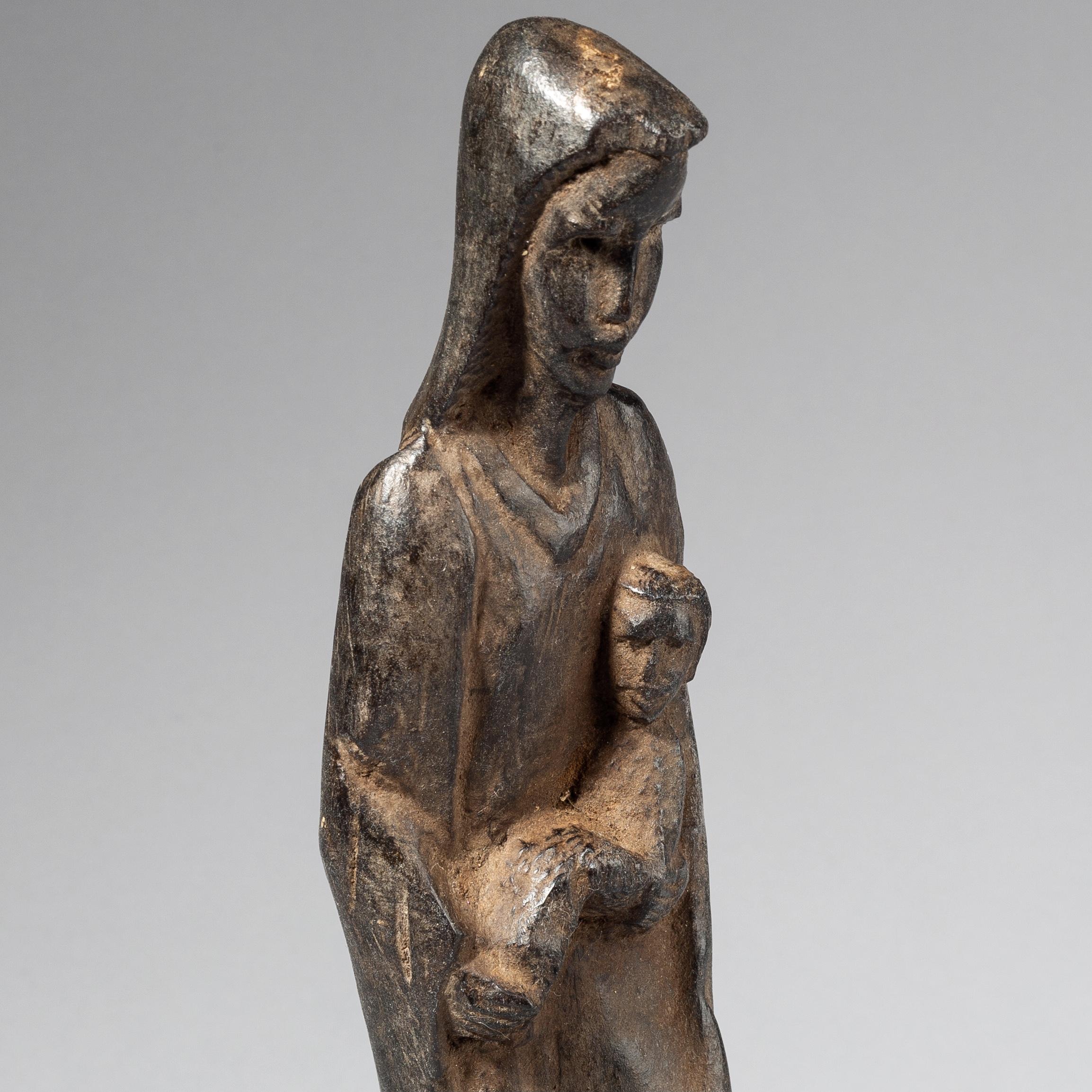 A REFINED NYAMWEZI TRIBE MARY AND CHILD FROM TANZANIA (No 3621)