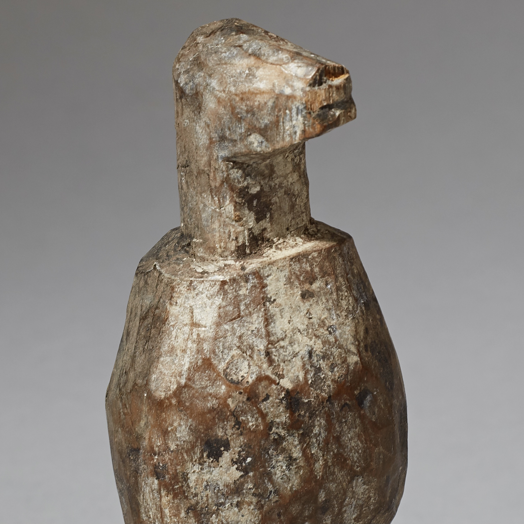 A CUTE BIRD NATURE SPIRIT FROM GHANA ( No 2883 )
