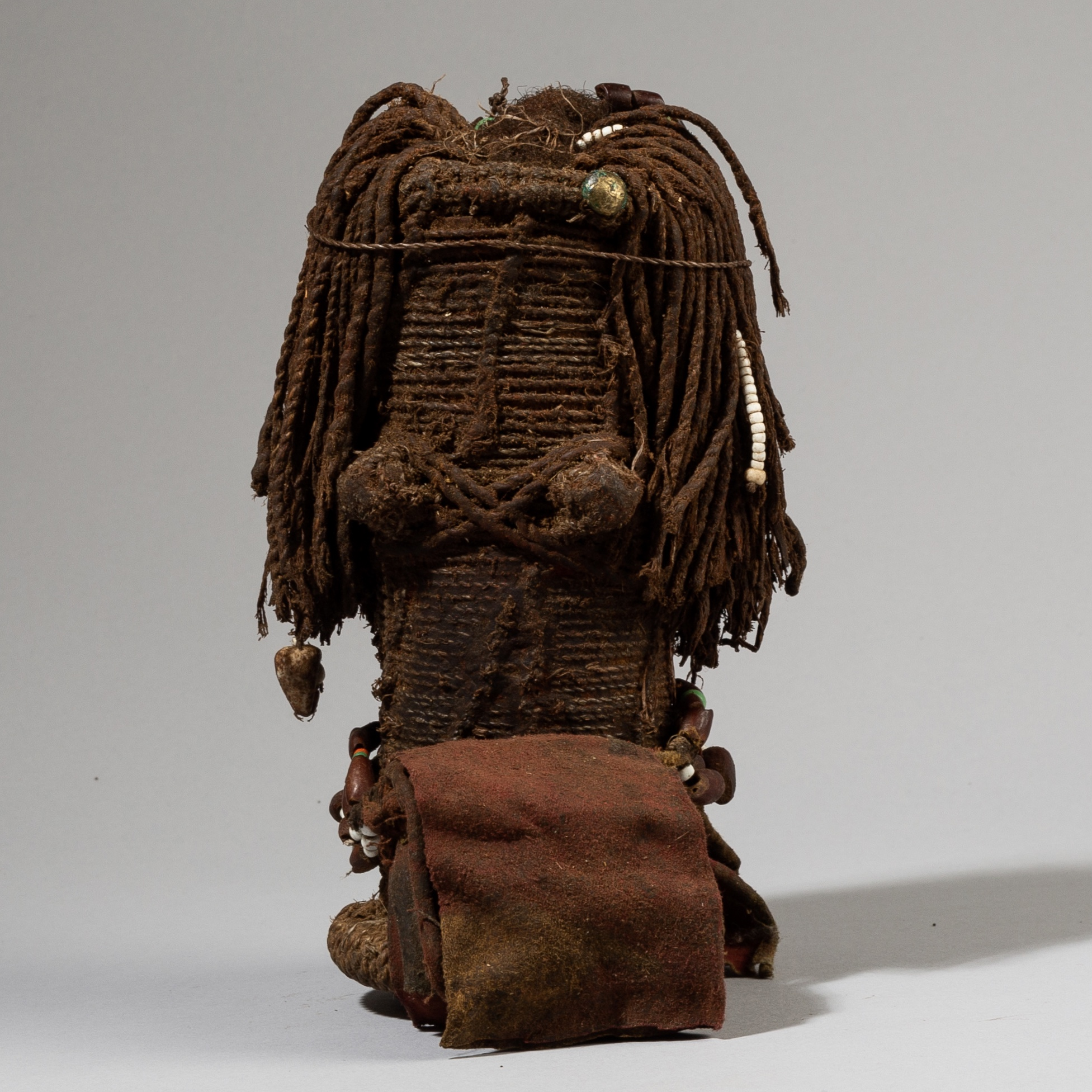AN OUTSTANDING DOLL, MWILA TRIBE NAMIBIA ( No 3851 )