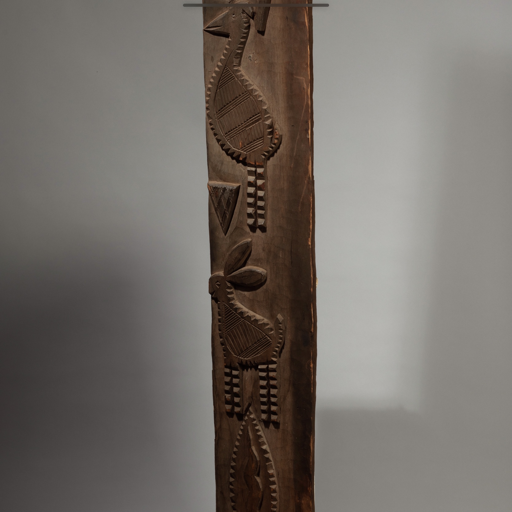 AN AMAZING DOOR PANEL NUPE  TRIBE OF NIGERIA W AFRICA( No 4244)