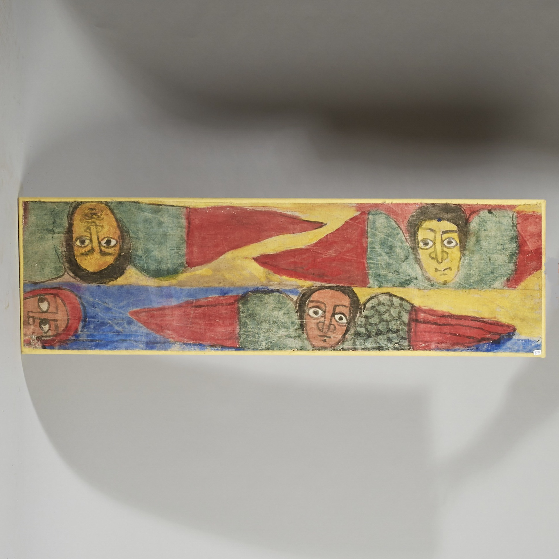 A COLOURFUL COLLECTION OF ANGELS  FROM ETHIOPIA (  No 3003 )