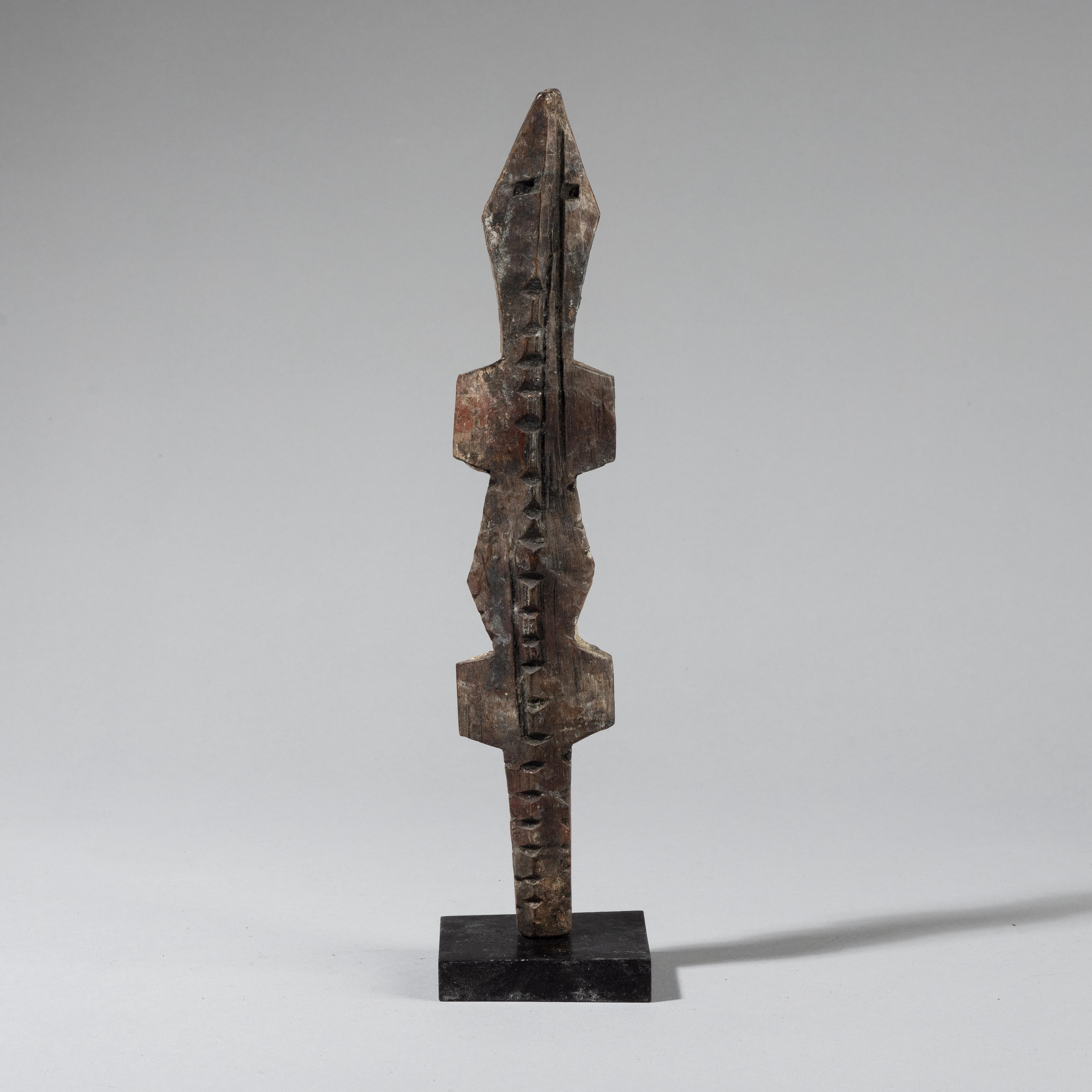 AN ALERT ADAN CROCODILE FROM GHANA W AFRICA ( No 4276)