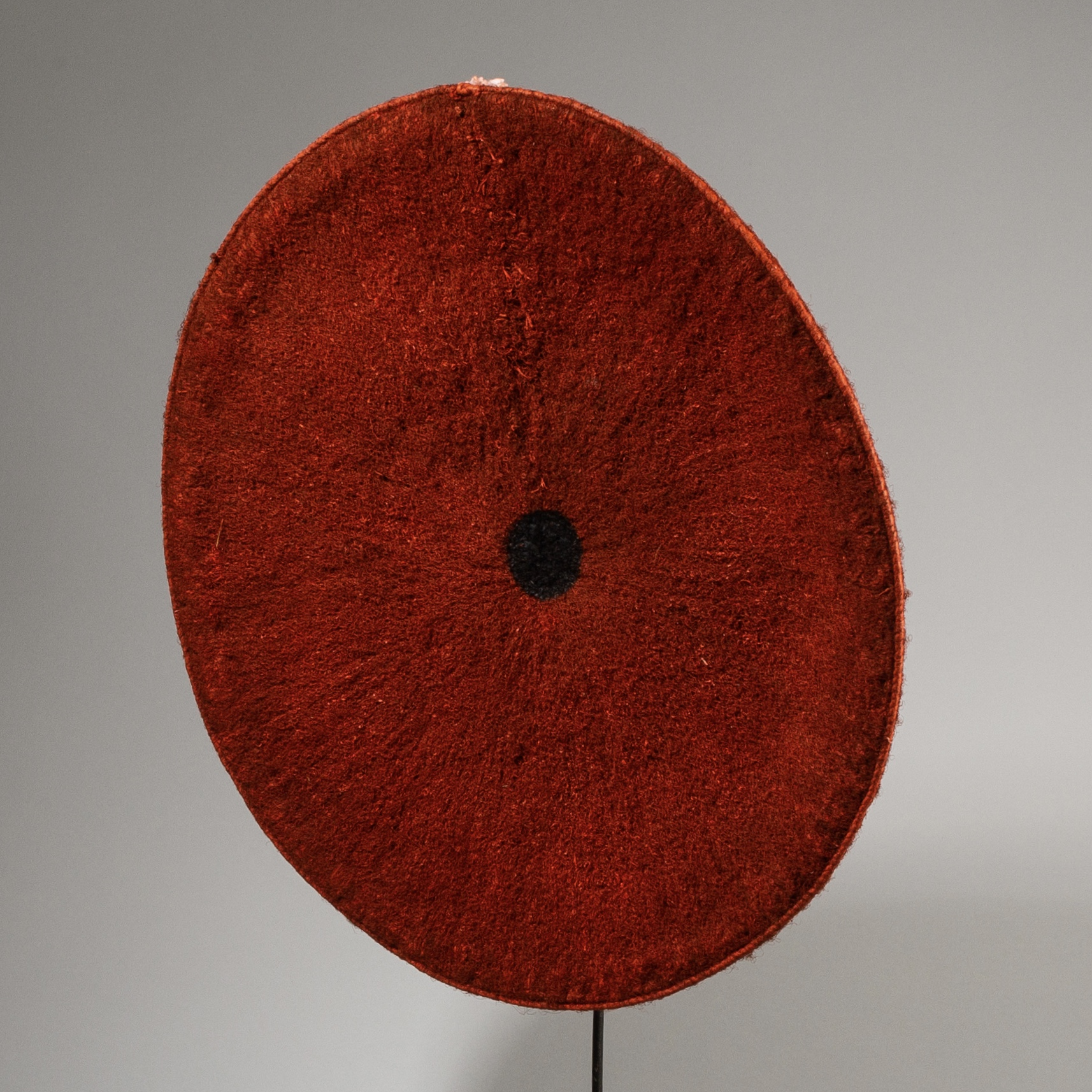 A VIVID ISICOLO HAT, ZULU TRIBE SOUTH AFRICA ( No 3847 )