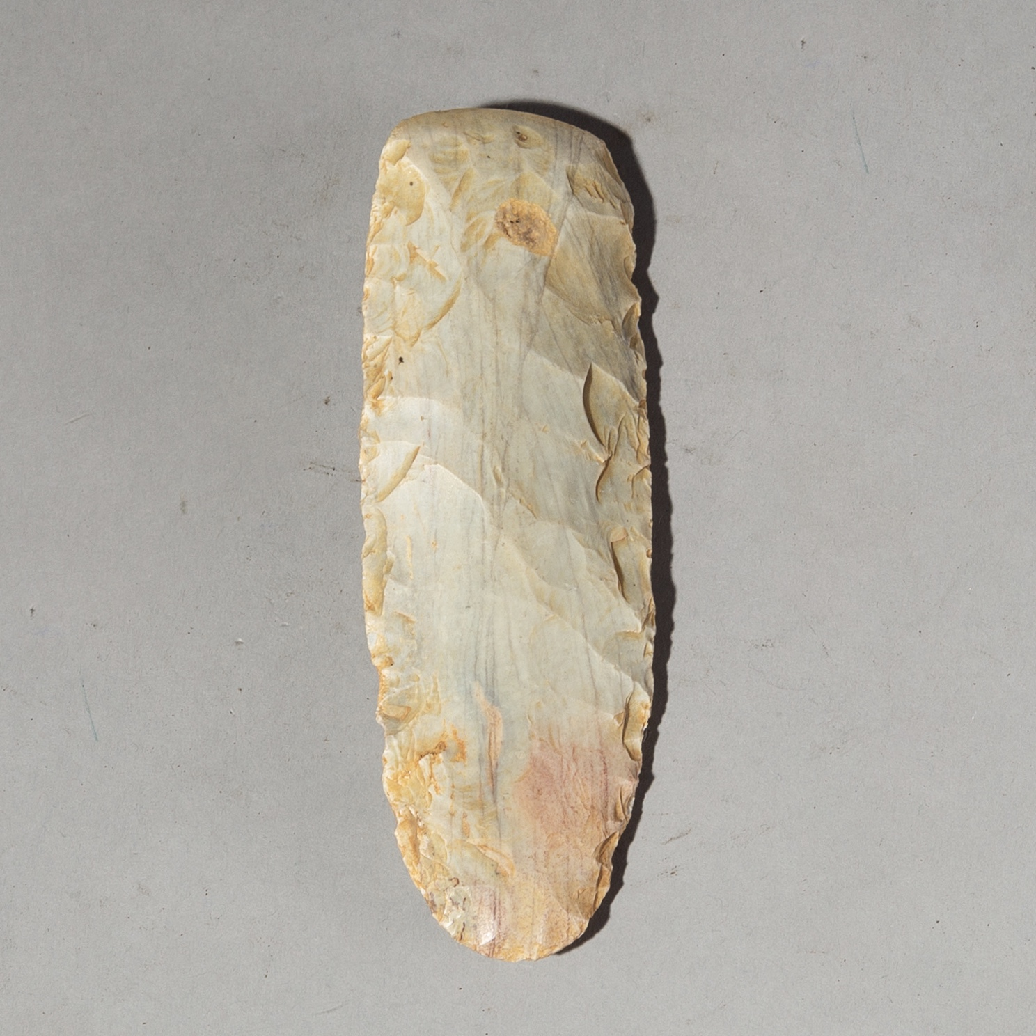 A LARGE NEOLITHIC HAND AXE FROM THE SAHARA ( No 2012 )