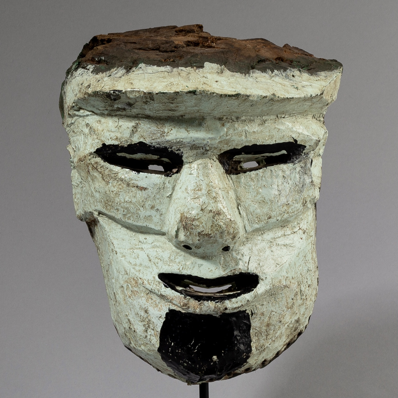 A BRUT MASK FROM THE CHEWA TRIBE OF MALAWI ( No 3725 )
