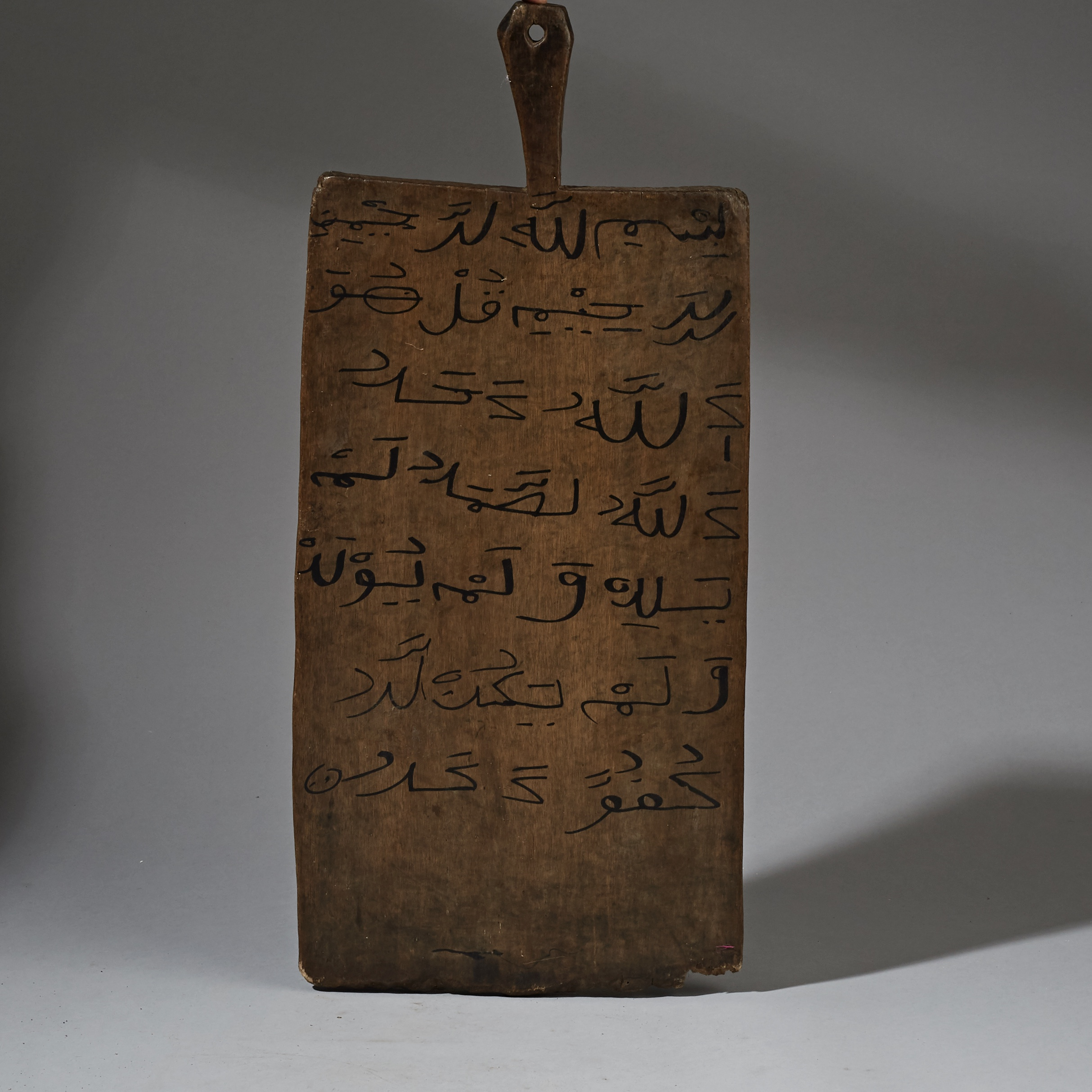 A GRAPHIC WRITING BOARD FROM ETHIOPIA ( No 2307)