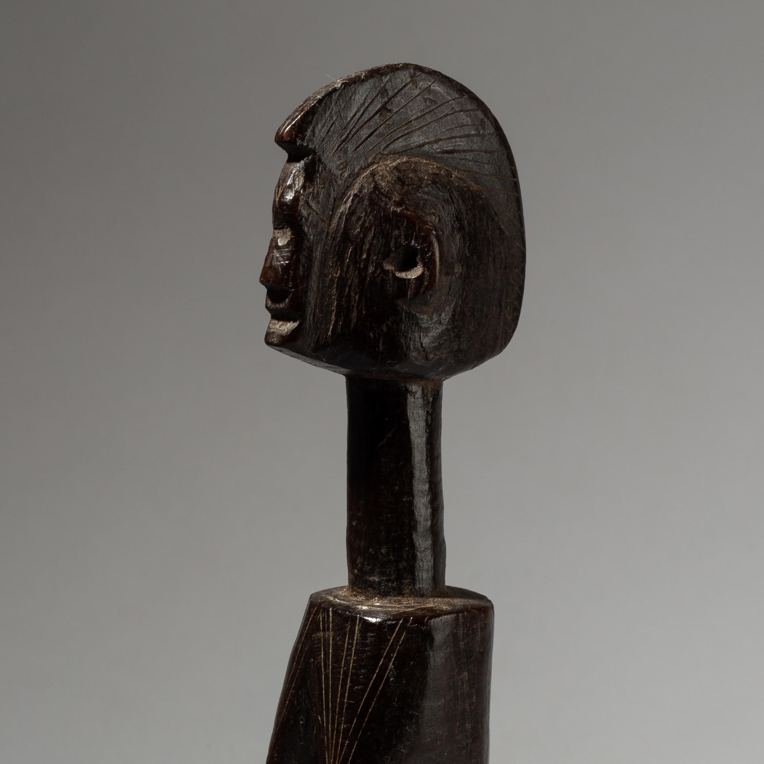 A FINE MOSSI DOLL FROM BURKINA FASO W AFRICA ( No 4147 )