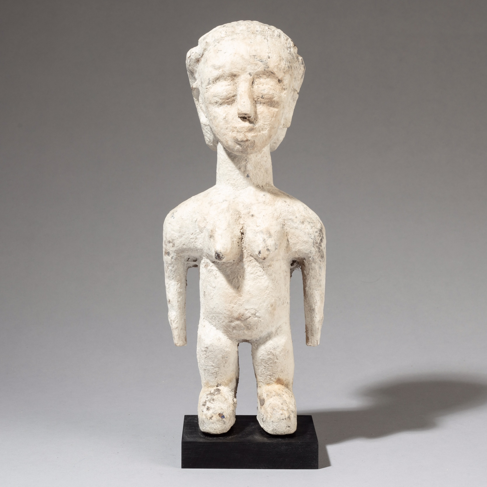 AN ATTRACTIVE ALTAR FIGURE, EWE TRIBE OF GHANA ( No 3665 )